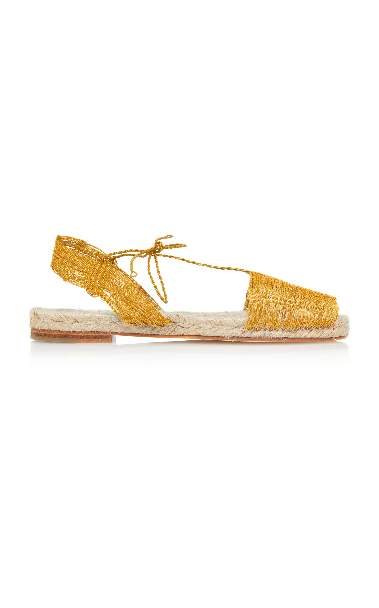 BALL PAGES Calada Espadrille in Brown