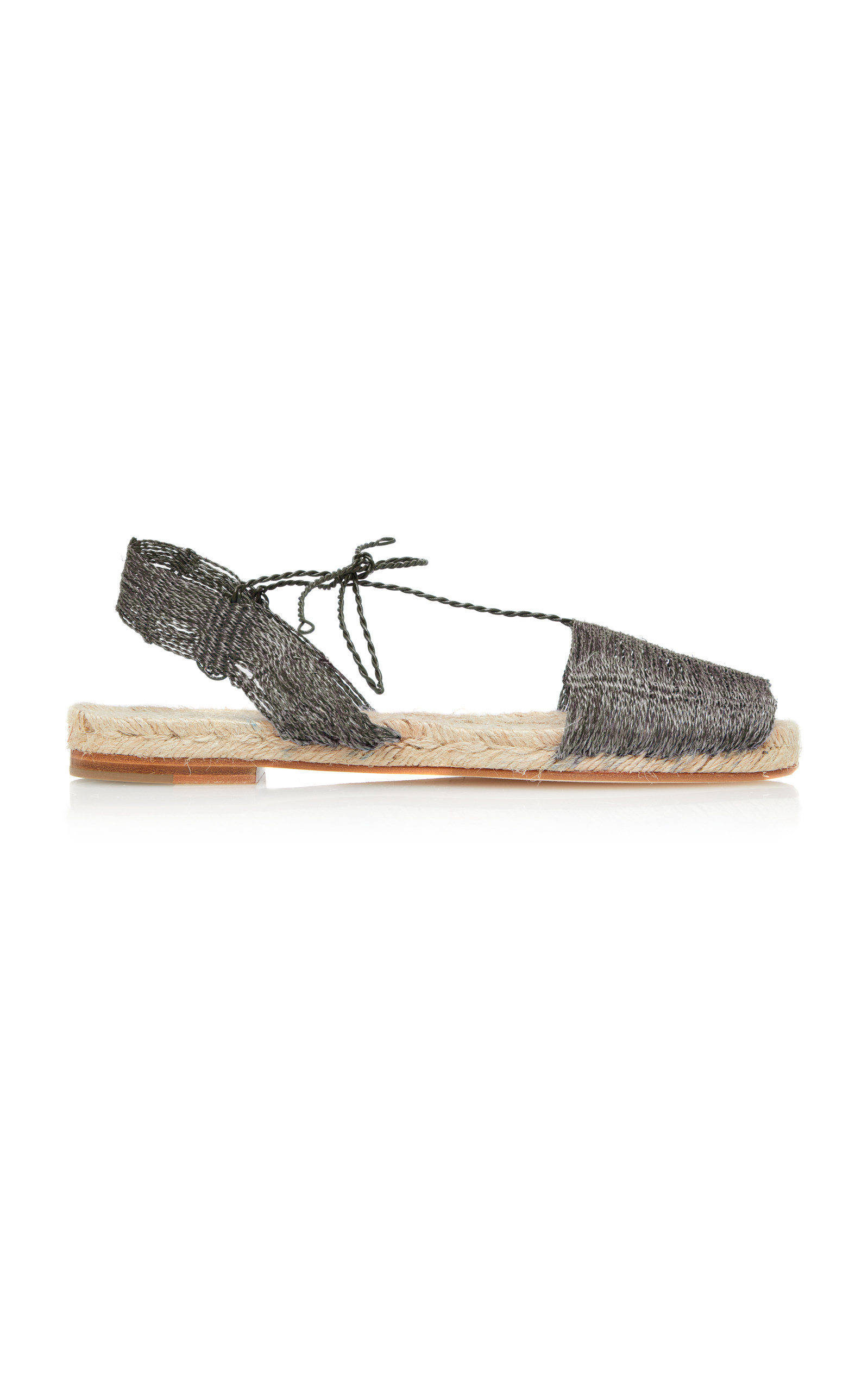 BALL PAGES Calada Espadrille in Black