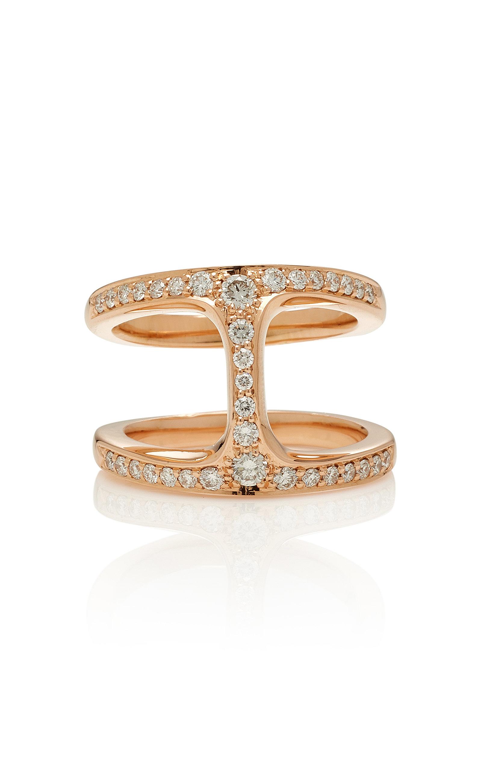043d0c82 Dame Diamond Phantom Ring by Hoorsenbuhs | Moda Operandi