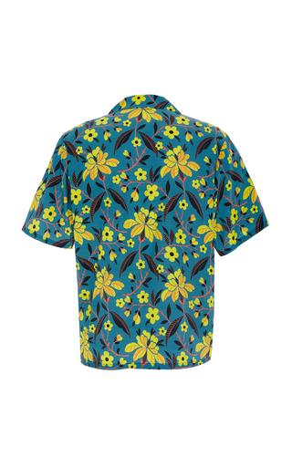 377c9f80 Floral-Print Hawaiian Shirt by Prada | Moda Operandi