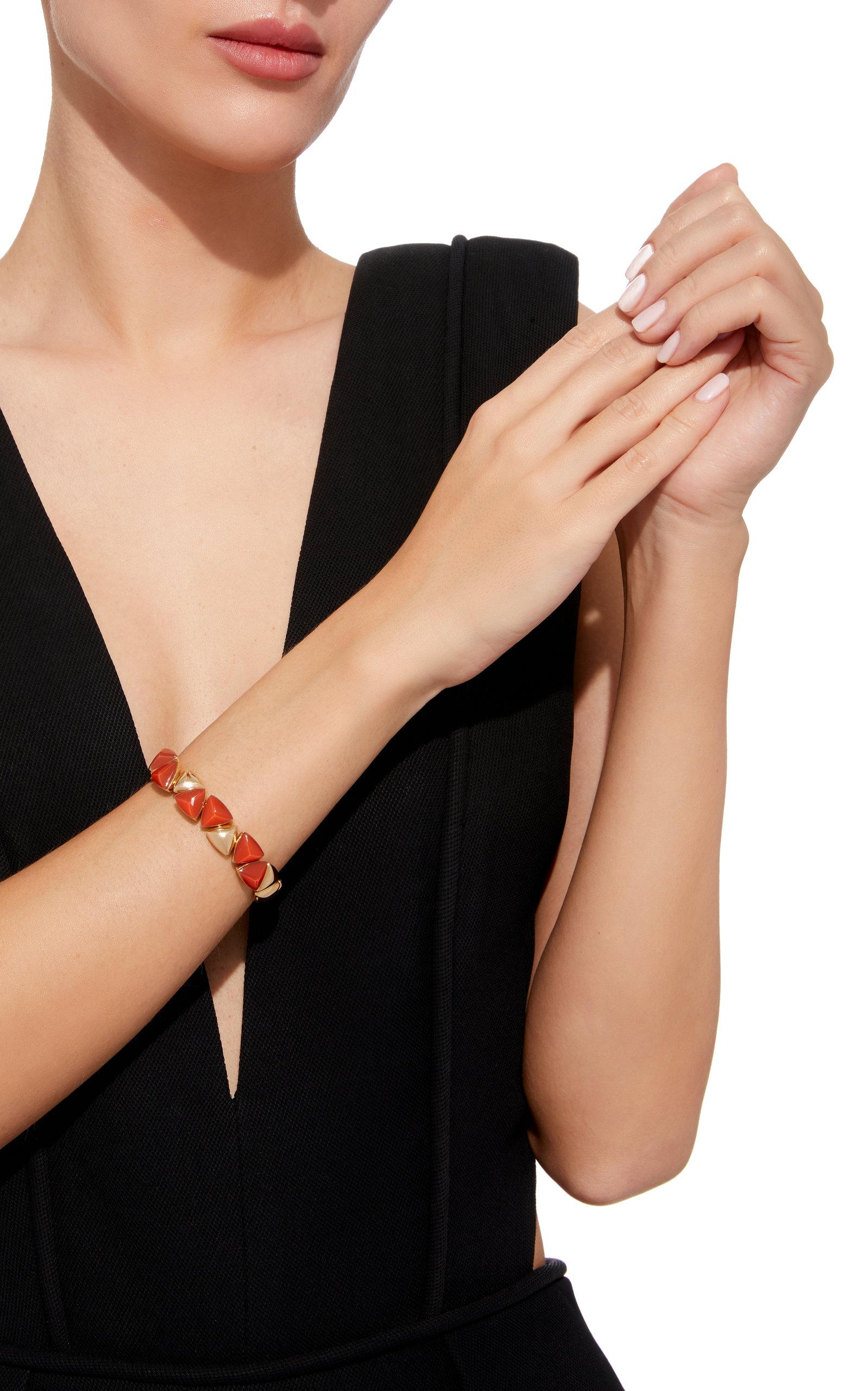 Freccia Mini Cornelian Bracelet Vhernier vHMoNbB