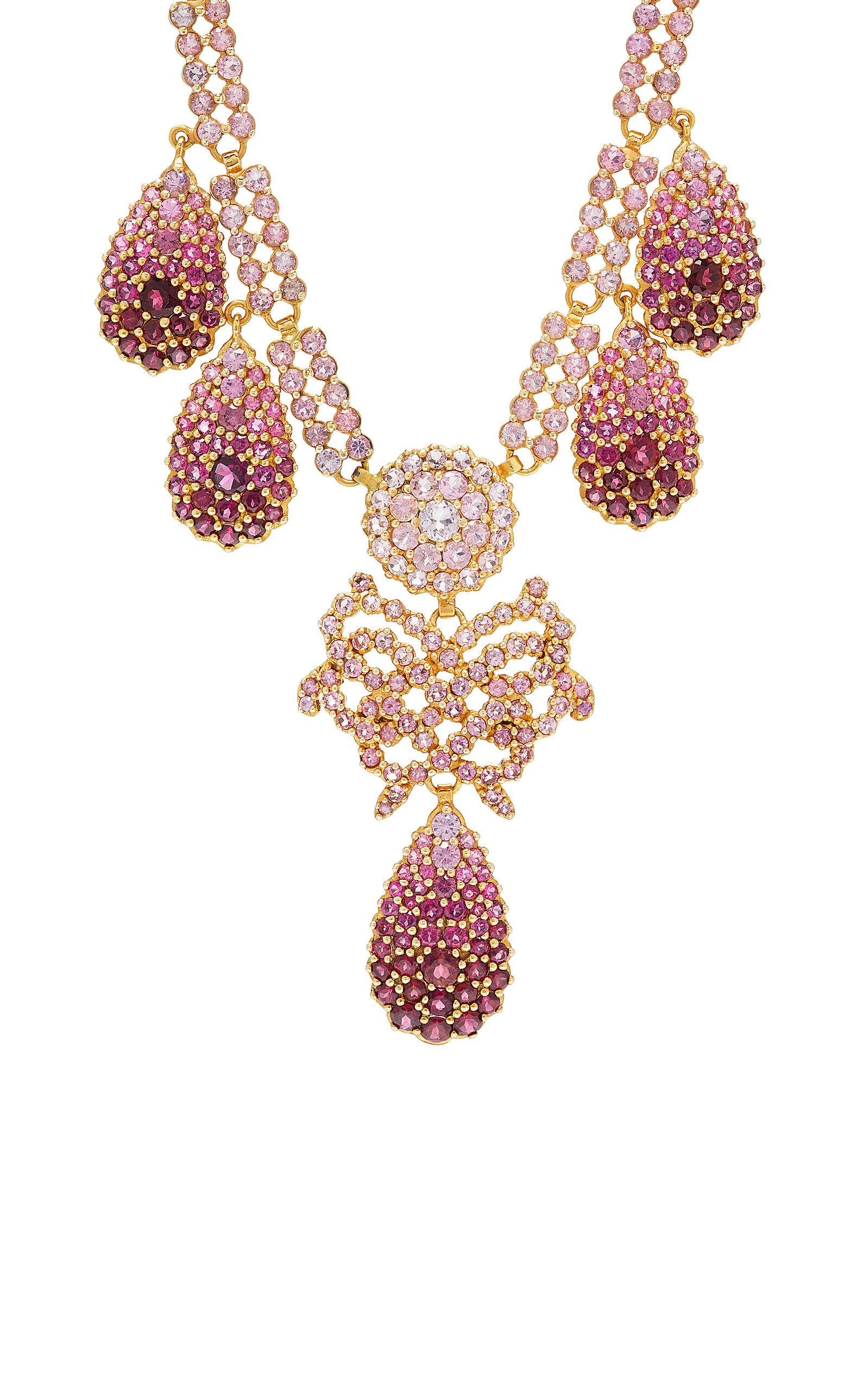 One-Of-A-Kind Pave Necklace Sylvie Corbelin m6Gl0rRc8y