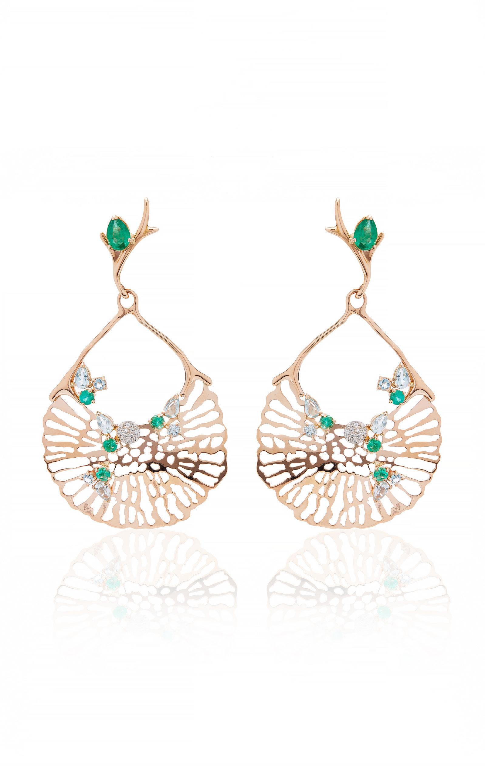 Gorgonia Earrings Federica Rettore kj7jeATqIu