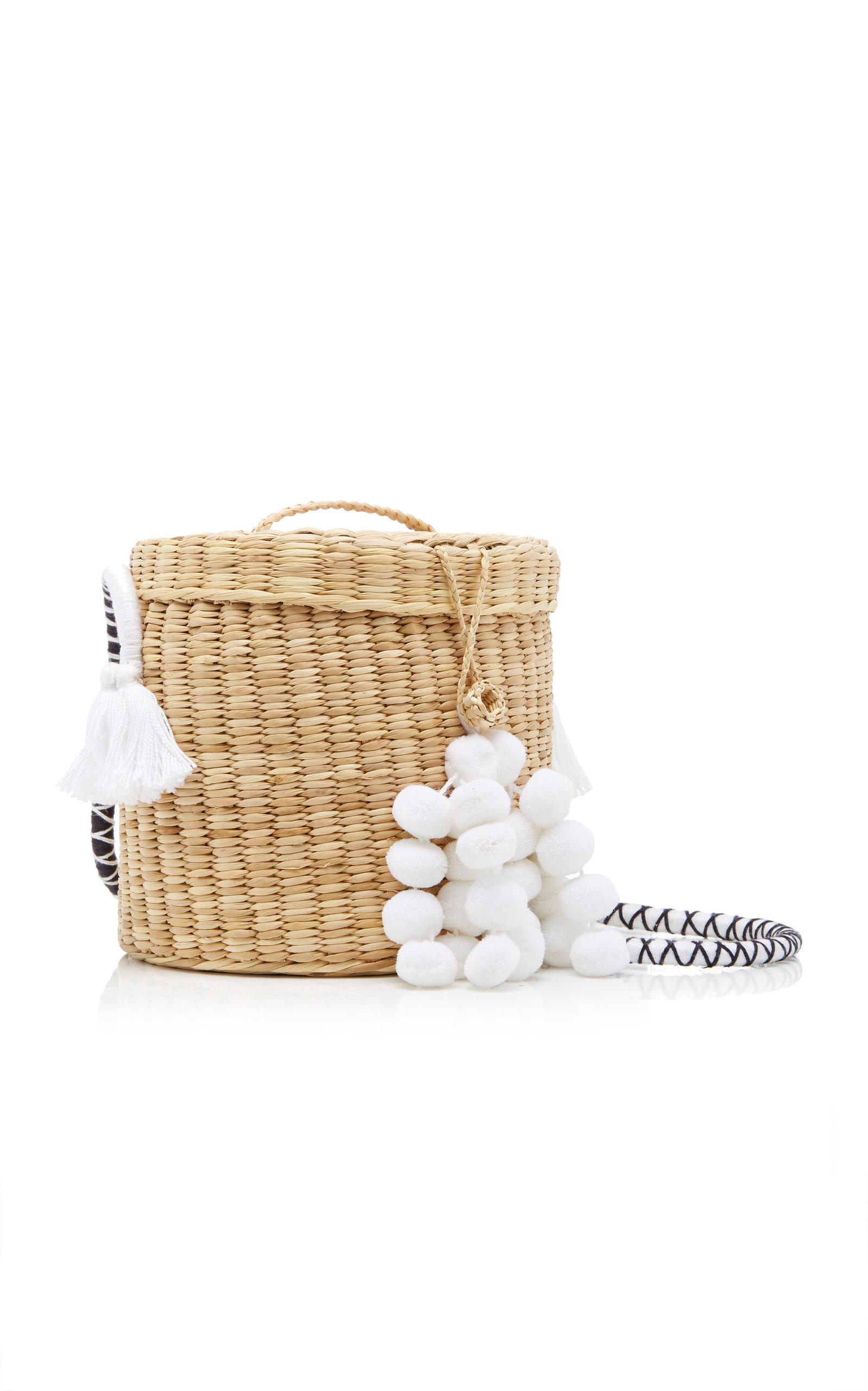 Ana Bucket With Threaded Strap NANNACAY hXaet0ZPdw
