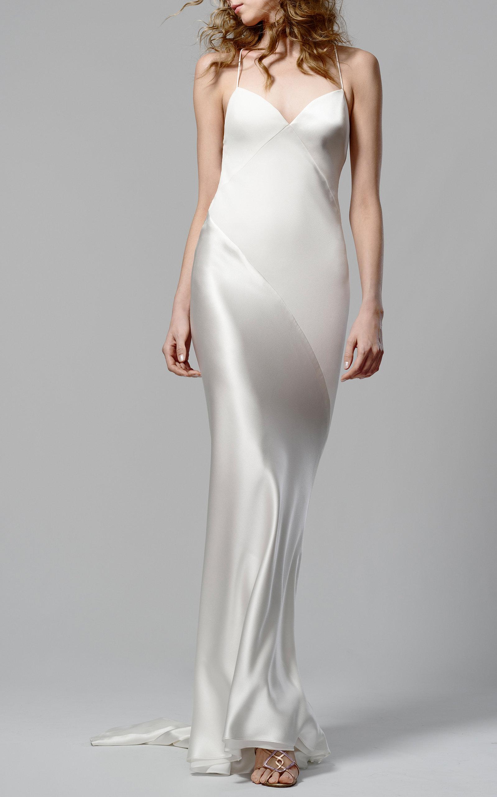 866ddd1d Cate Slip Dress by Elizabeth Fillmore | Moda Operandi