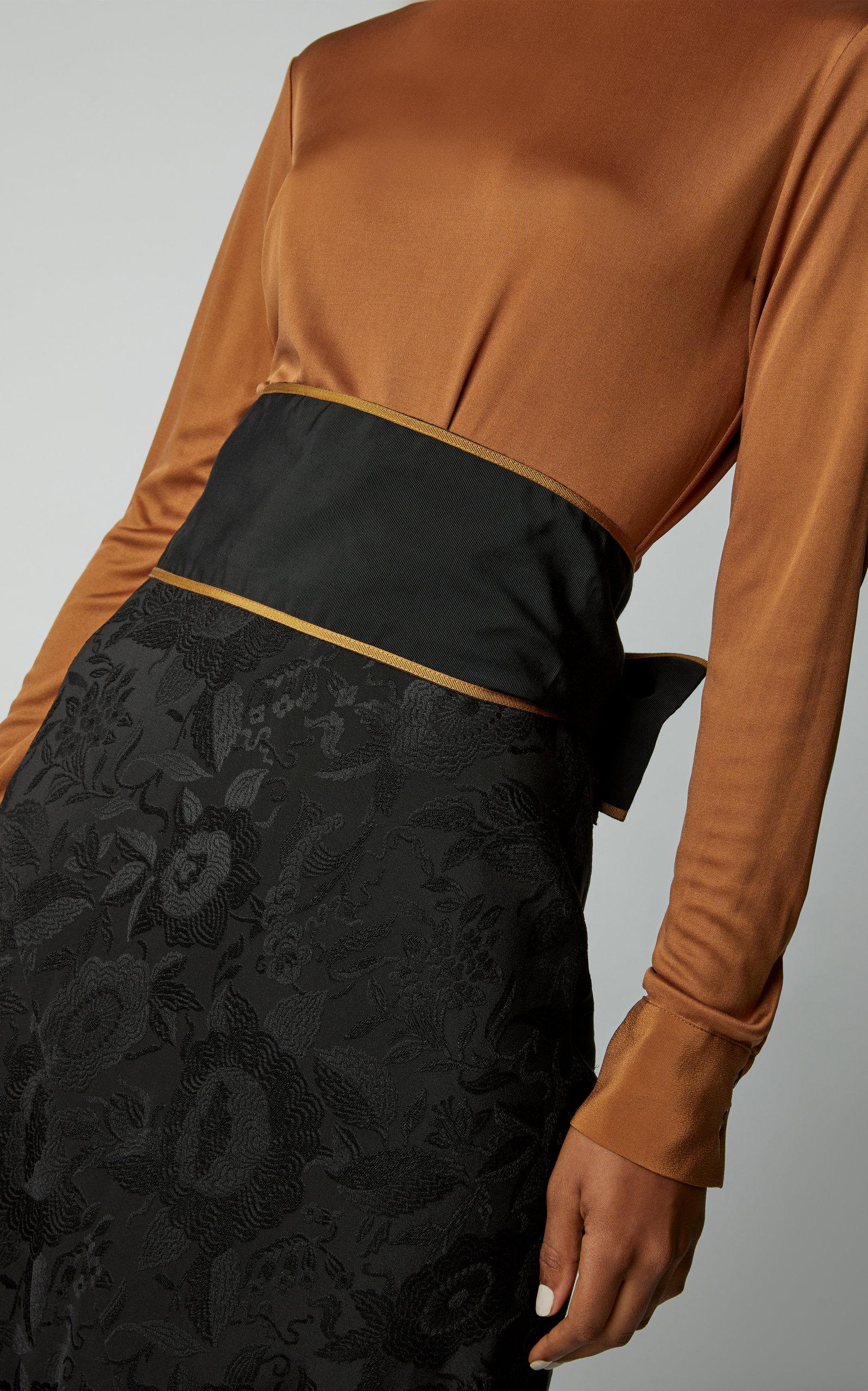 78a12a4d4 Cintura Donna Asta Tessuto Cotton-Blend Belt by Etro   Moda Operandi