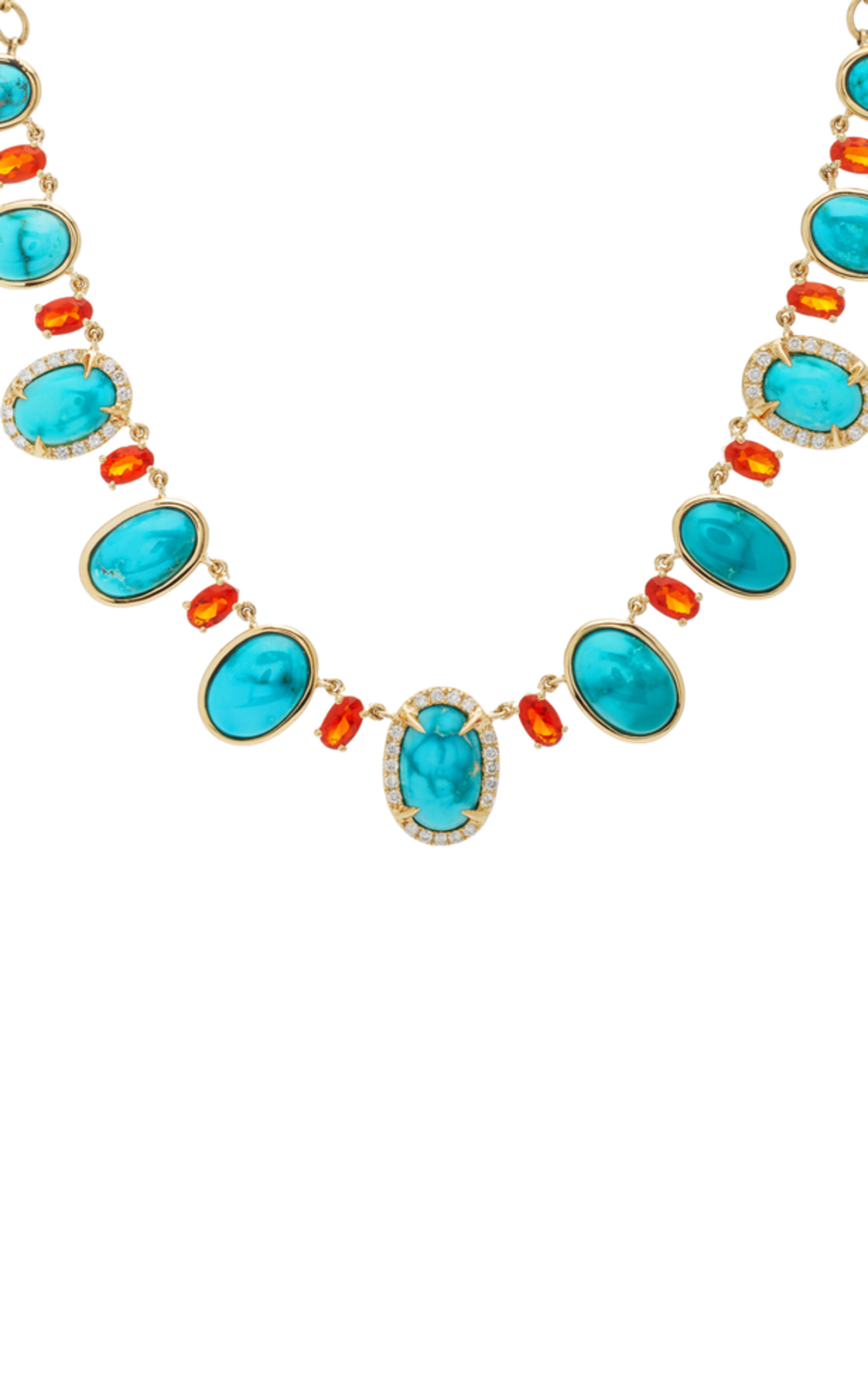 georarities fire ethiopian shop opal necklace welo