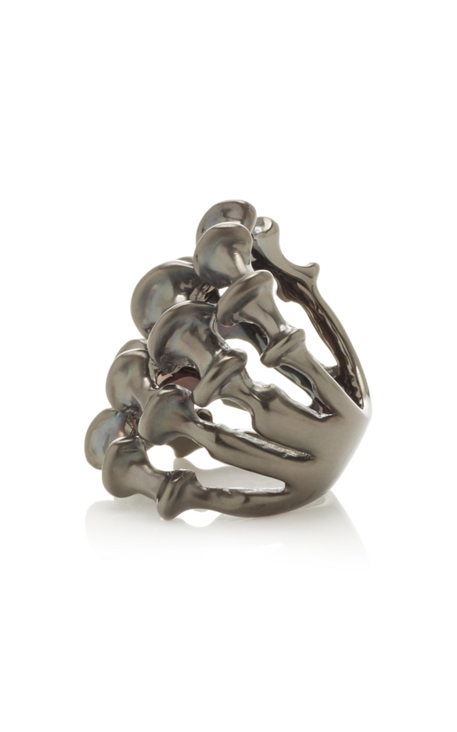Black Rhodium Chrona Ring VRAM 5FLJxVX