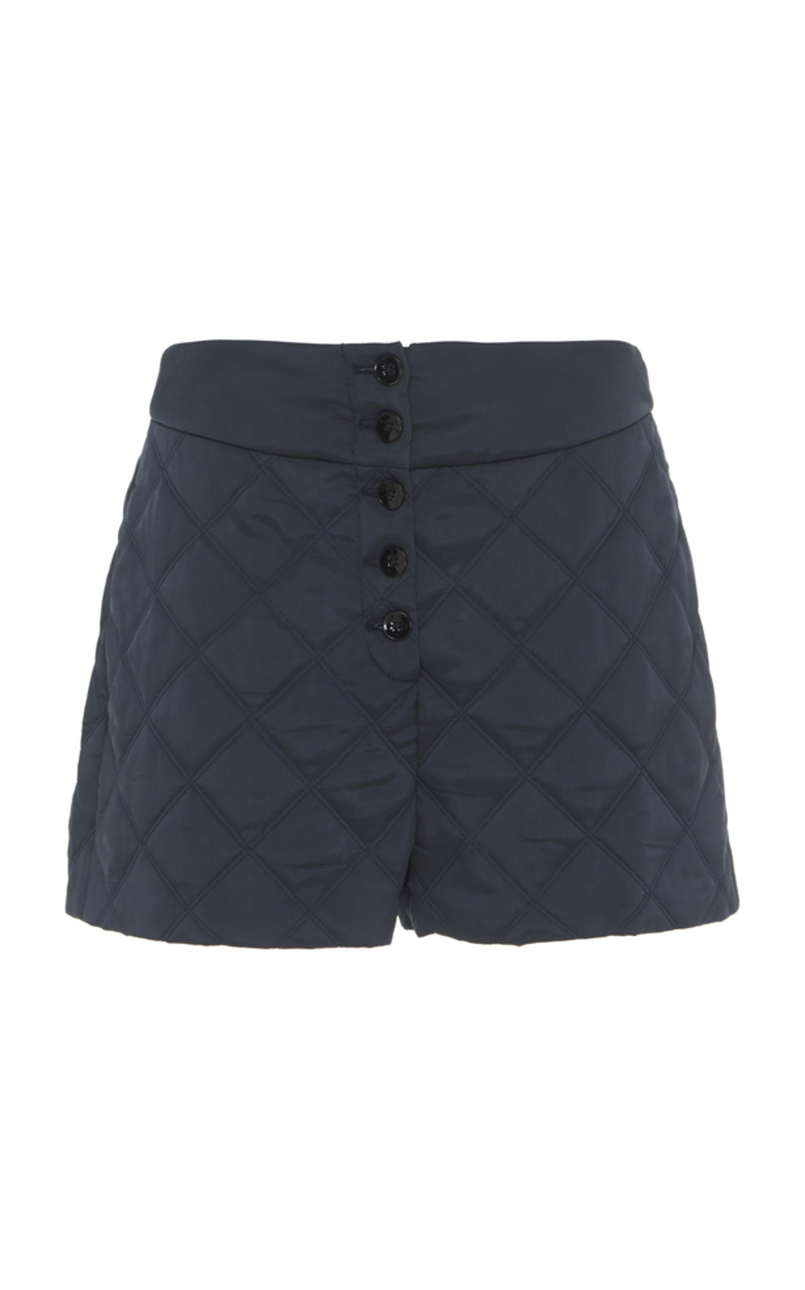 Gary Quilted Short Jil Sander