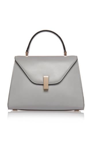 VALEXTRA   Valextra Medium Iside Leather Bag   Goxip