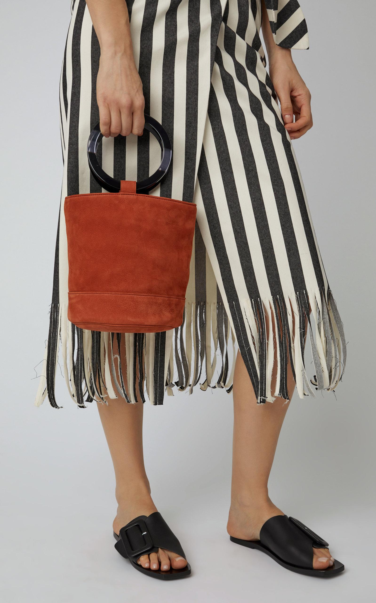 Bonsai 20 Leather Bucket Bag By Simon Miller Moda Operandi