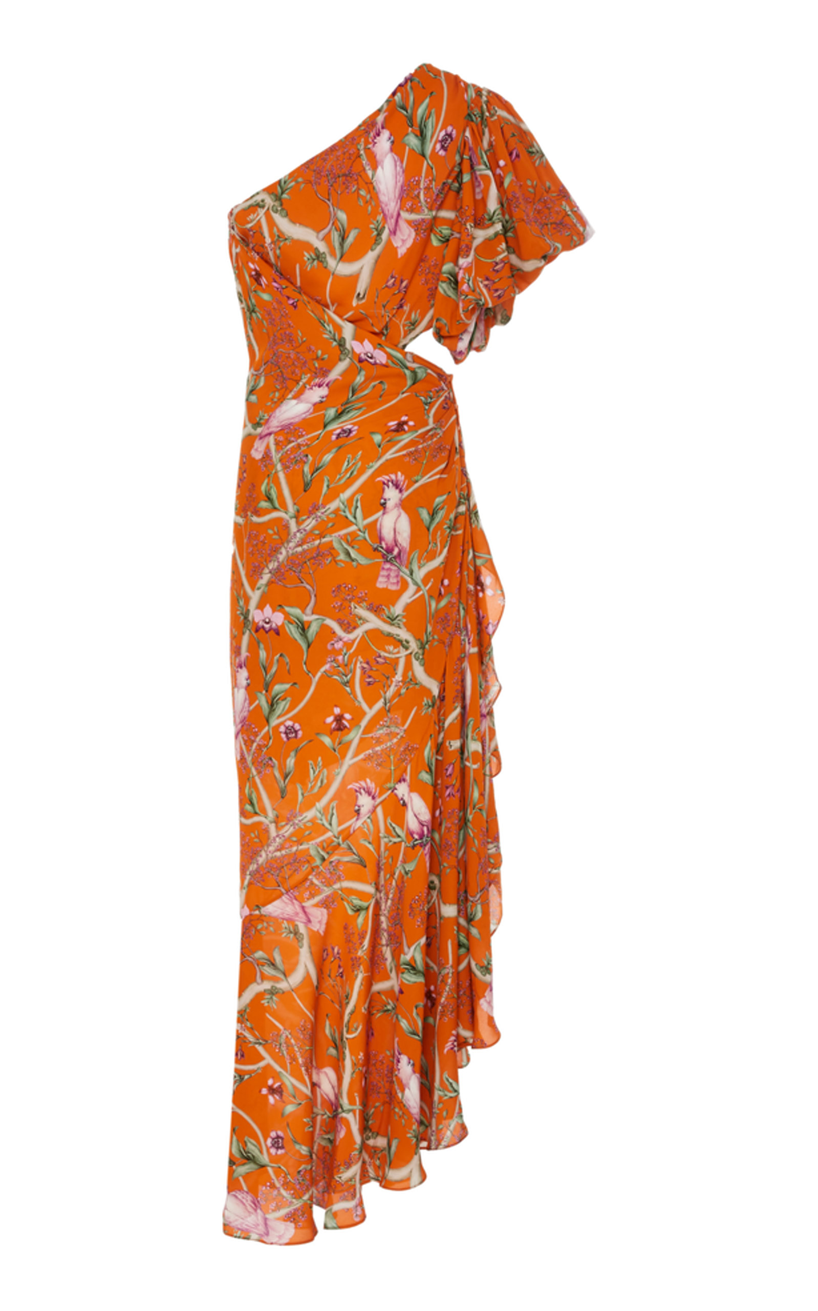 50363d4cff3 Johanna OrtizFirefly Silk Georgette Dress. CLOSE. Loading. Loading