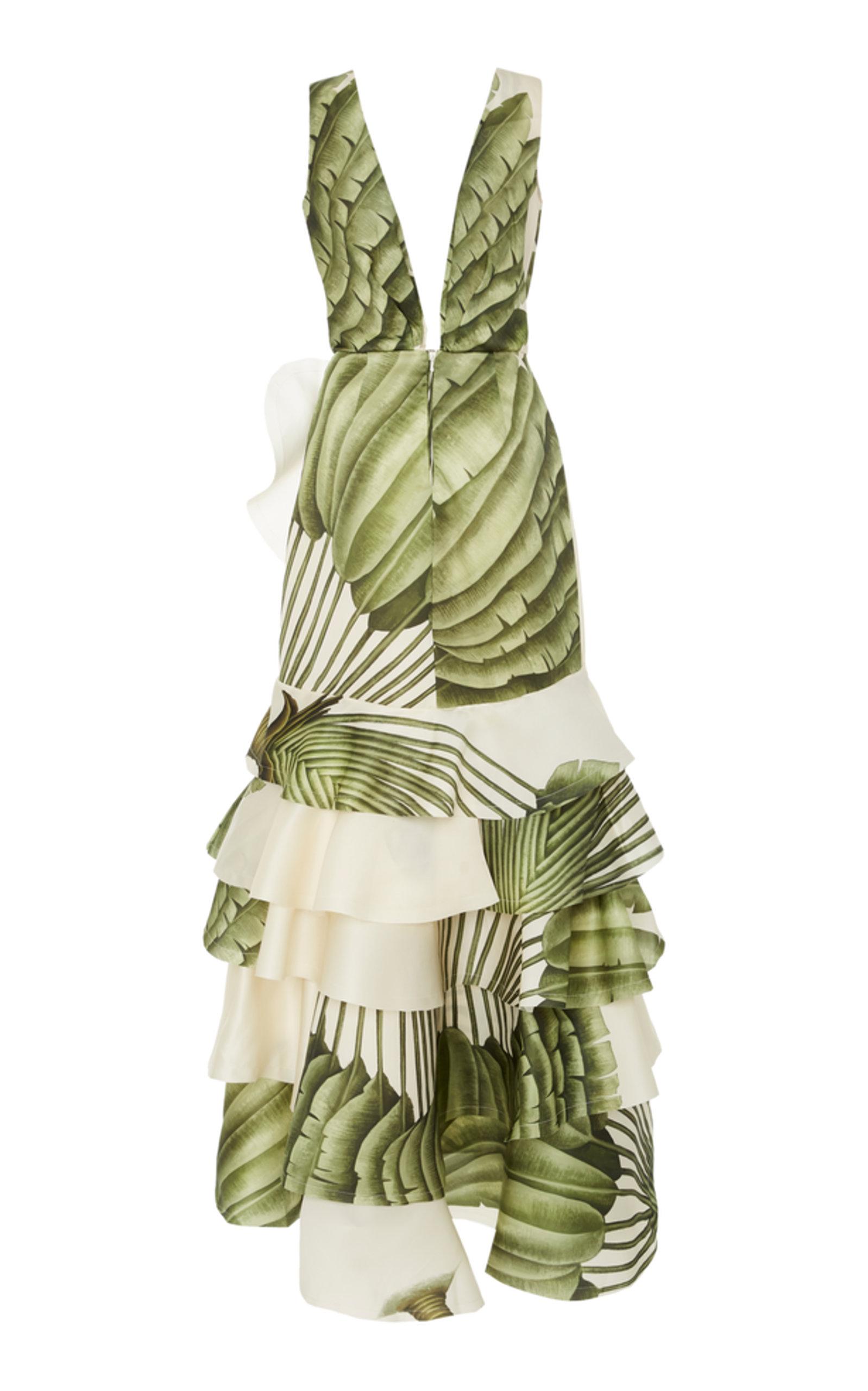 8e71aa80482 Johanna OrtizCoconut Palm Organza Dress. CLOSE. Loading. Loading