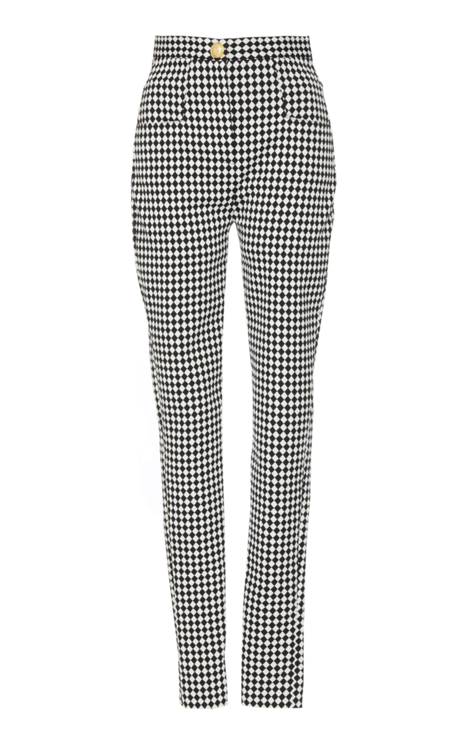 1a271965 Slim Diamond Pant by Balmain | Moda Operandi