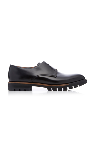 BALLY | Bally Barnis Leather Derby Shoes | Goxip