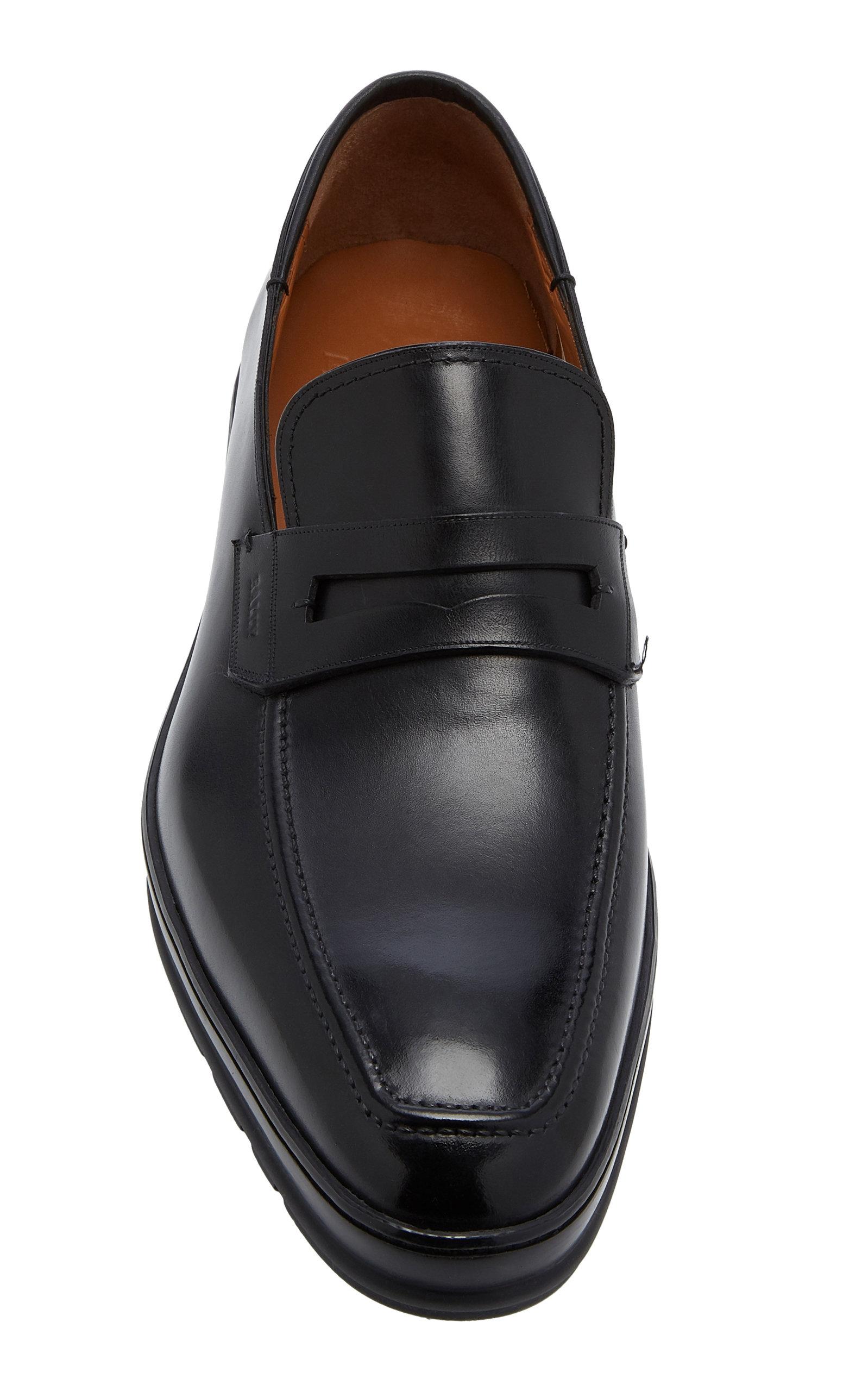 39437d7c695 BallyRelon Leather Penny Loafers. CLOSE. Loading. Loading. Loading