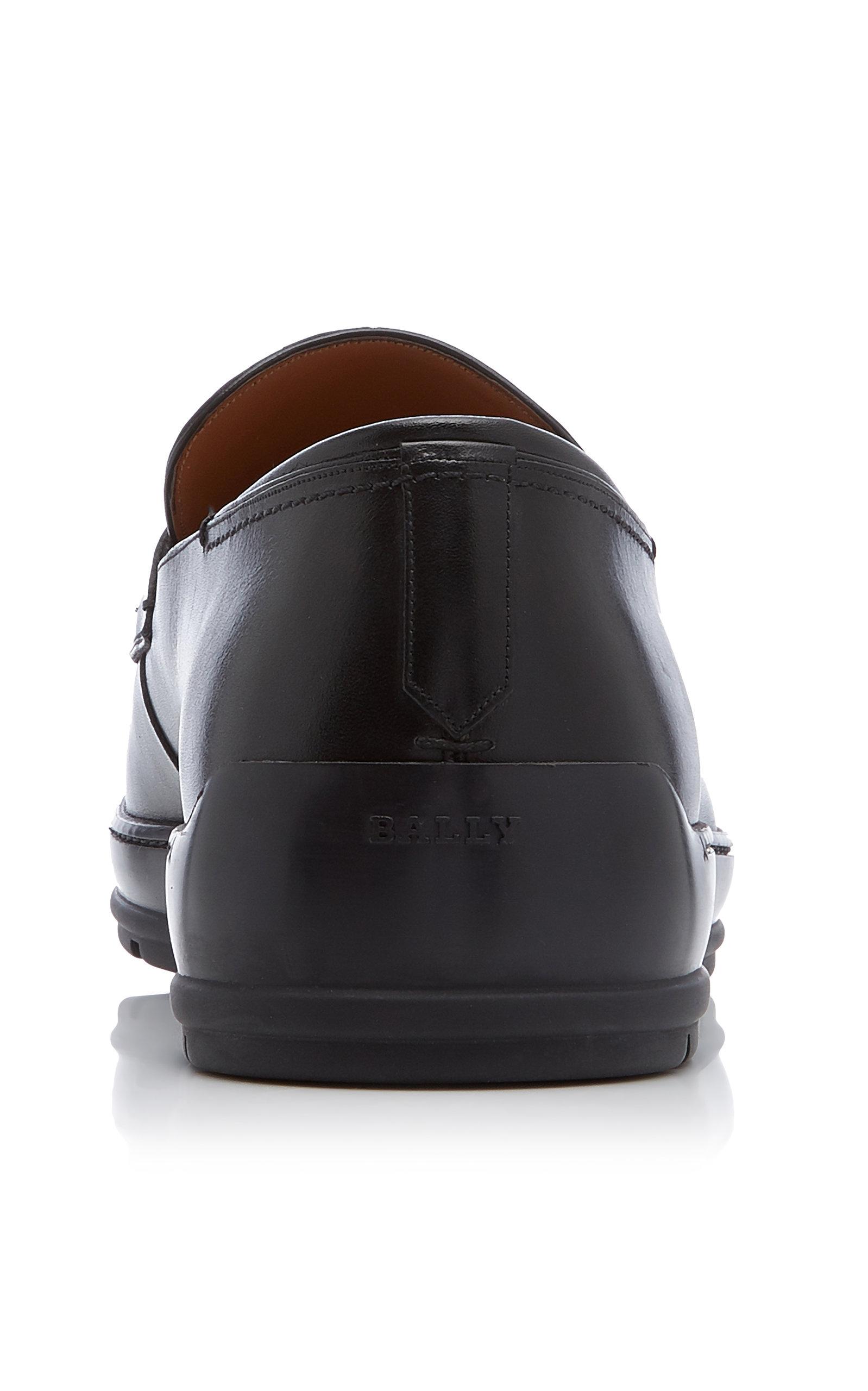 e0f034502f1 BallyRelon Leather Penny Loafers. CLOSE. Loading. Loading. Loading. Loading