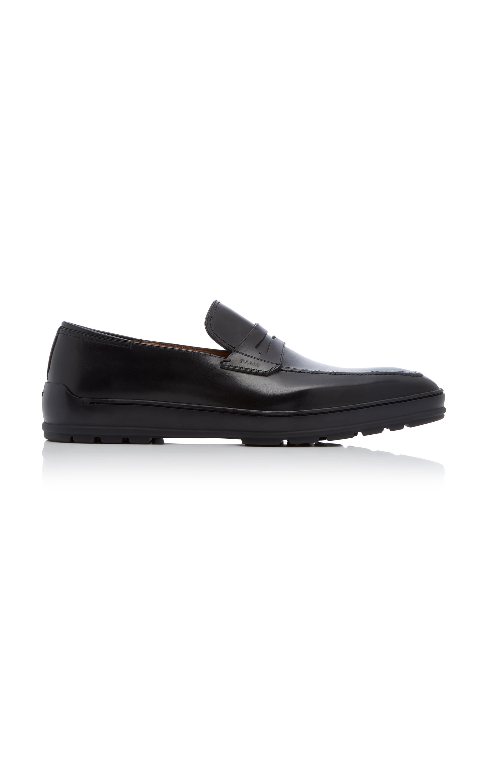 1f64d4b4425 BallyRelon Leather Penny Loafers. CLOSE. Loading