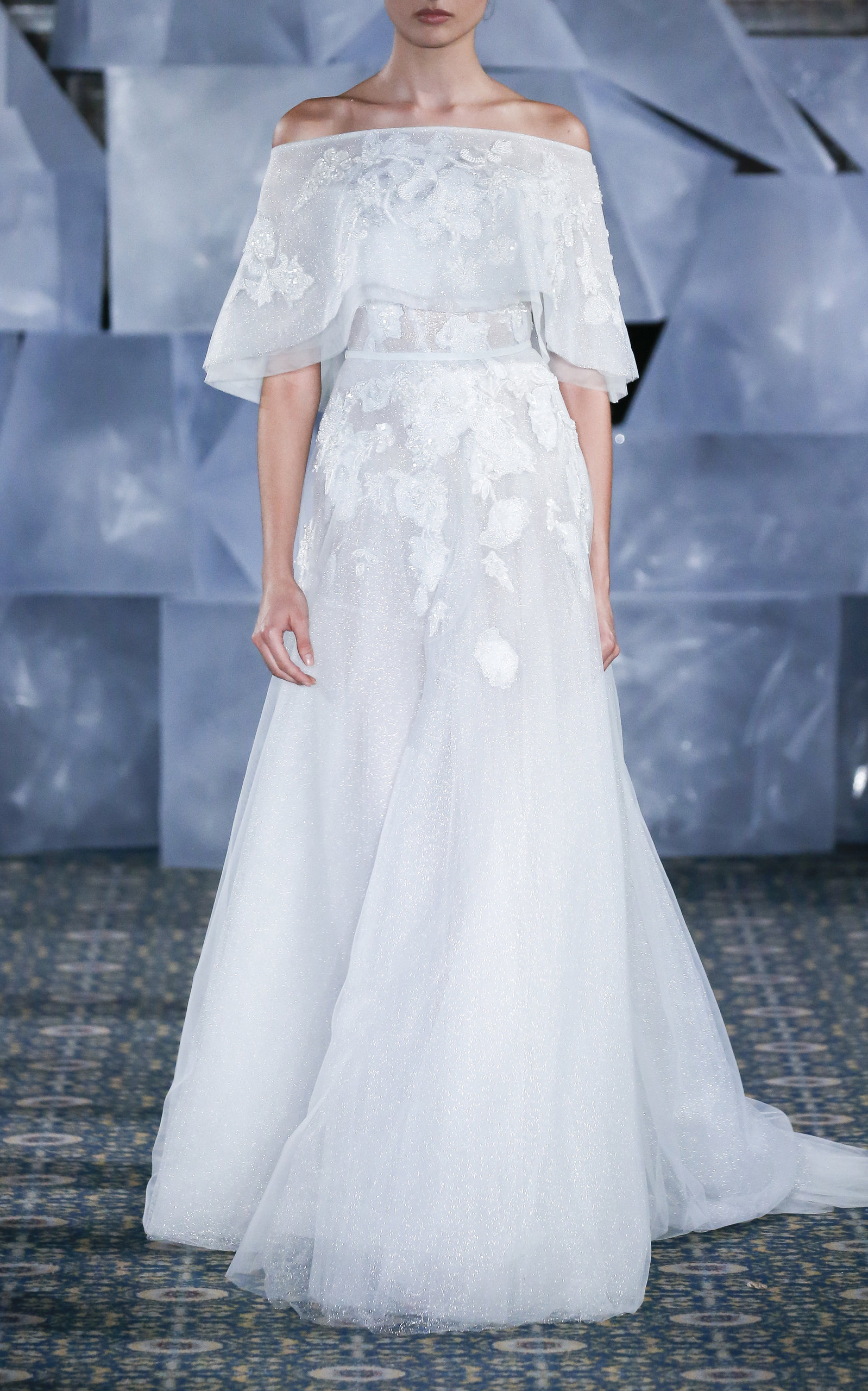 MIRA ZWILLINGER HELENA A-LINE GOWN