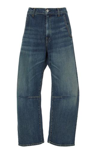 NILI LOTAN | NILI LOTAN Emerson High-Rise Wide-Leg Jeans | Goxip