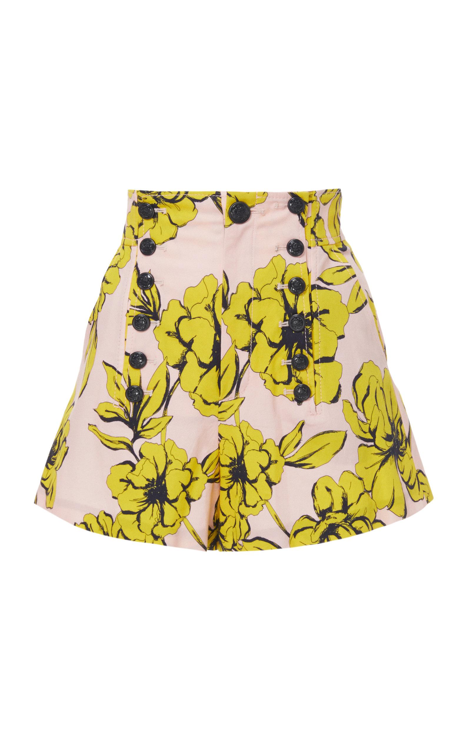 Julietta Print Shorts Marissa Webb MdUyn