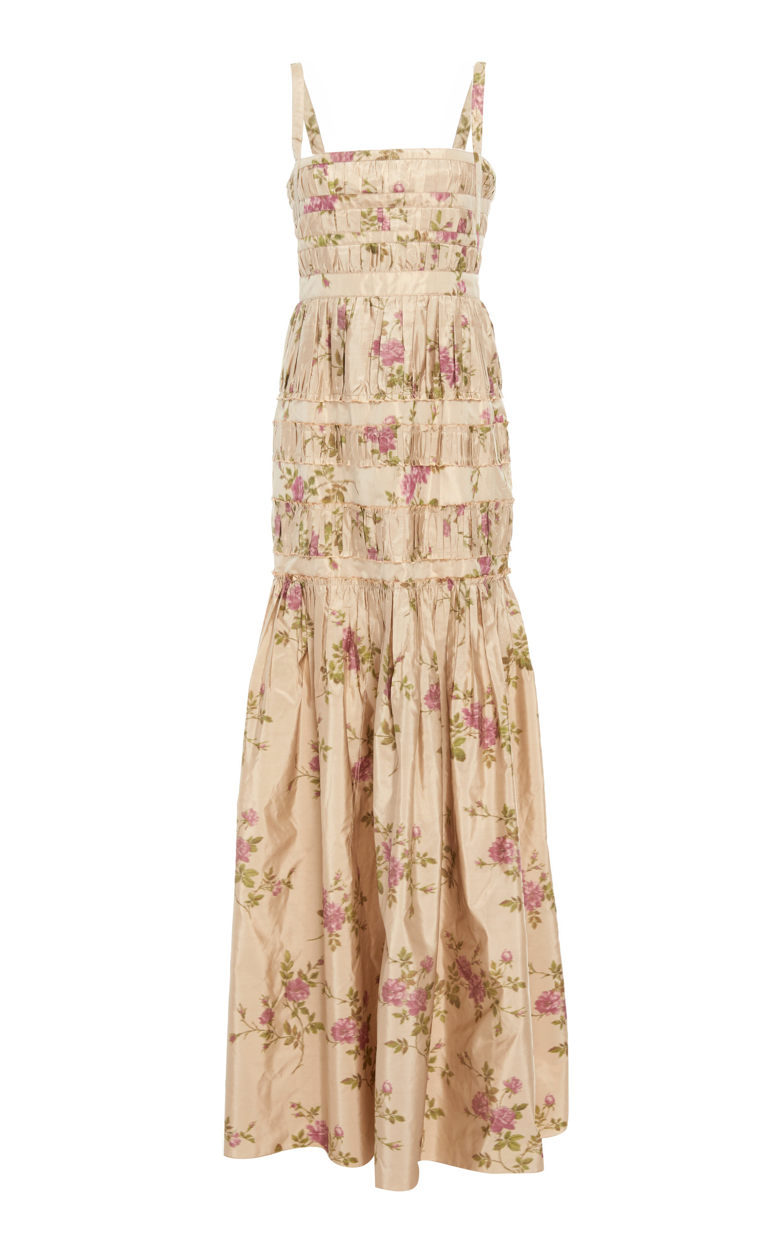 Olinda Floral Maxi Dress by Brock Collection