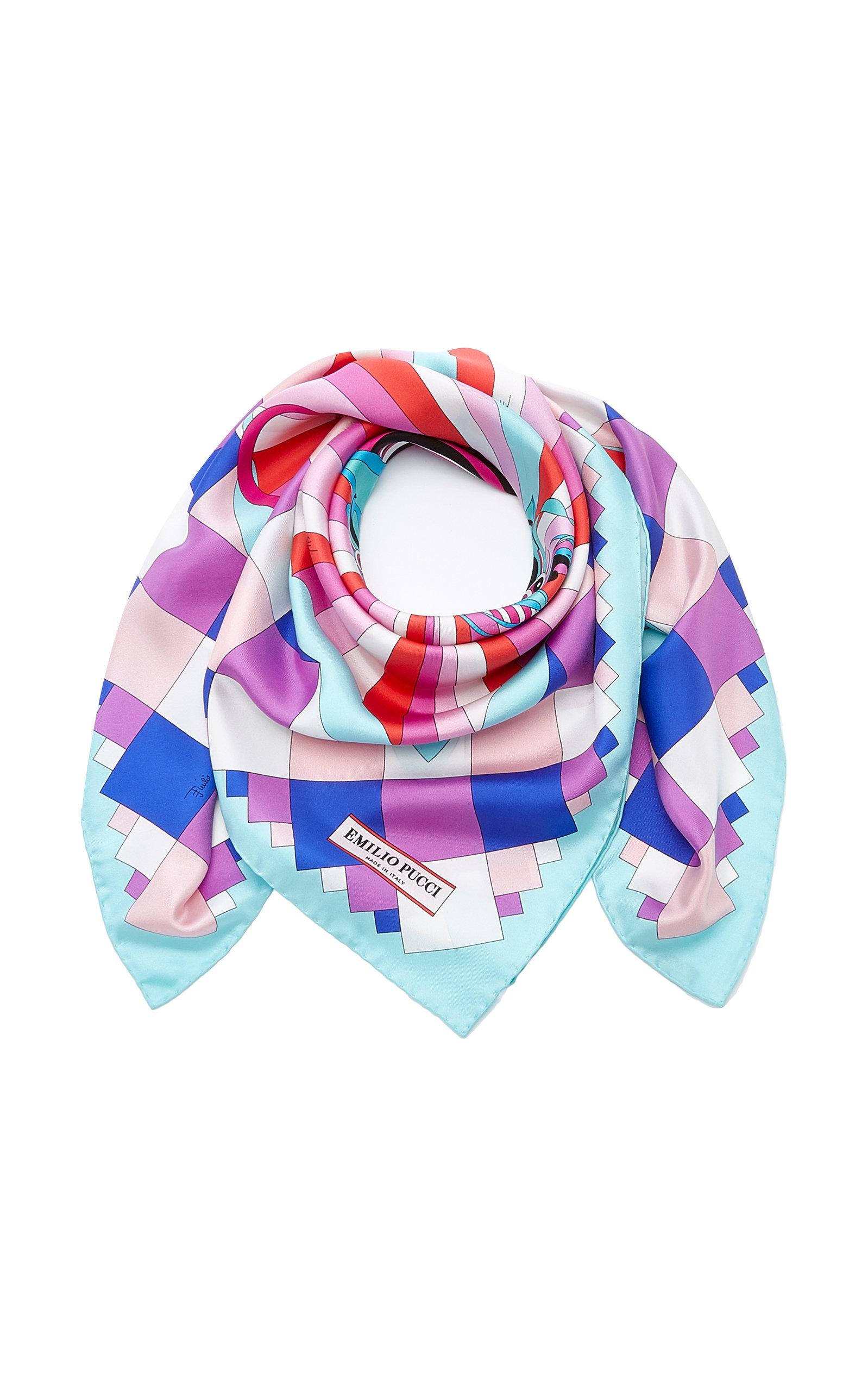 d517d82d14 Merida Printed Silk Scarf by Emilio Pucci | Moda Operandi