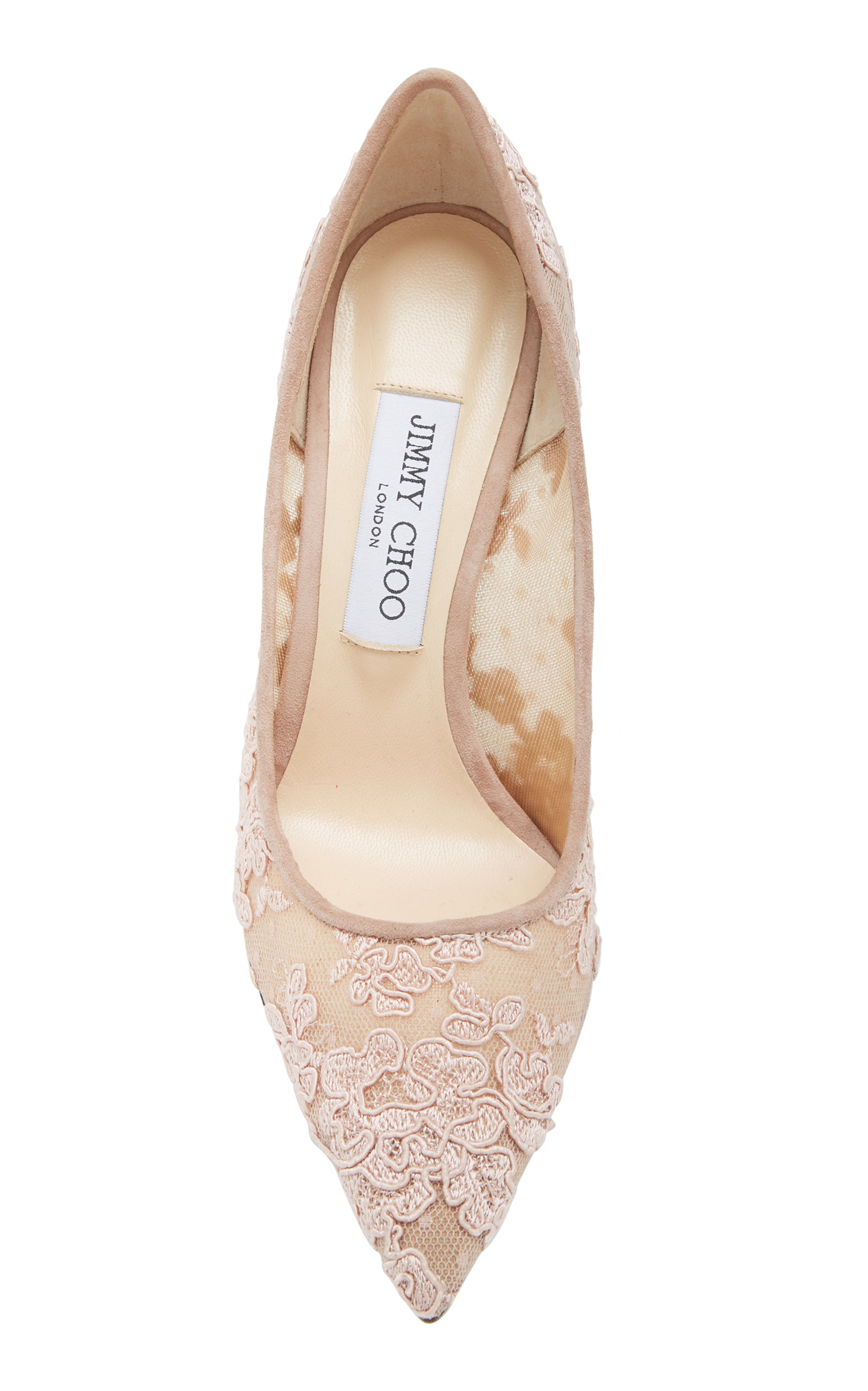 1bbf1199991 Jimmy ChooLove Floral-Lace Pumps. CLOSE. Loading. Loading