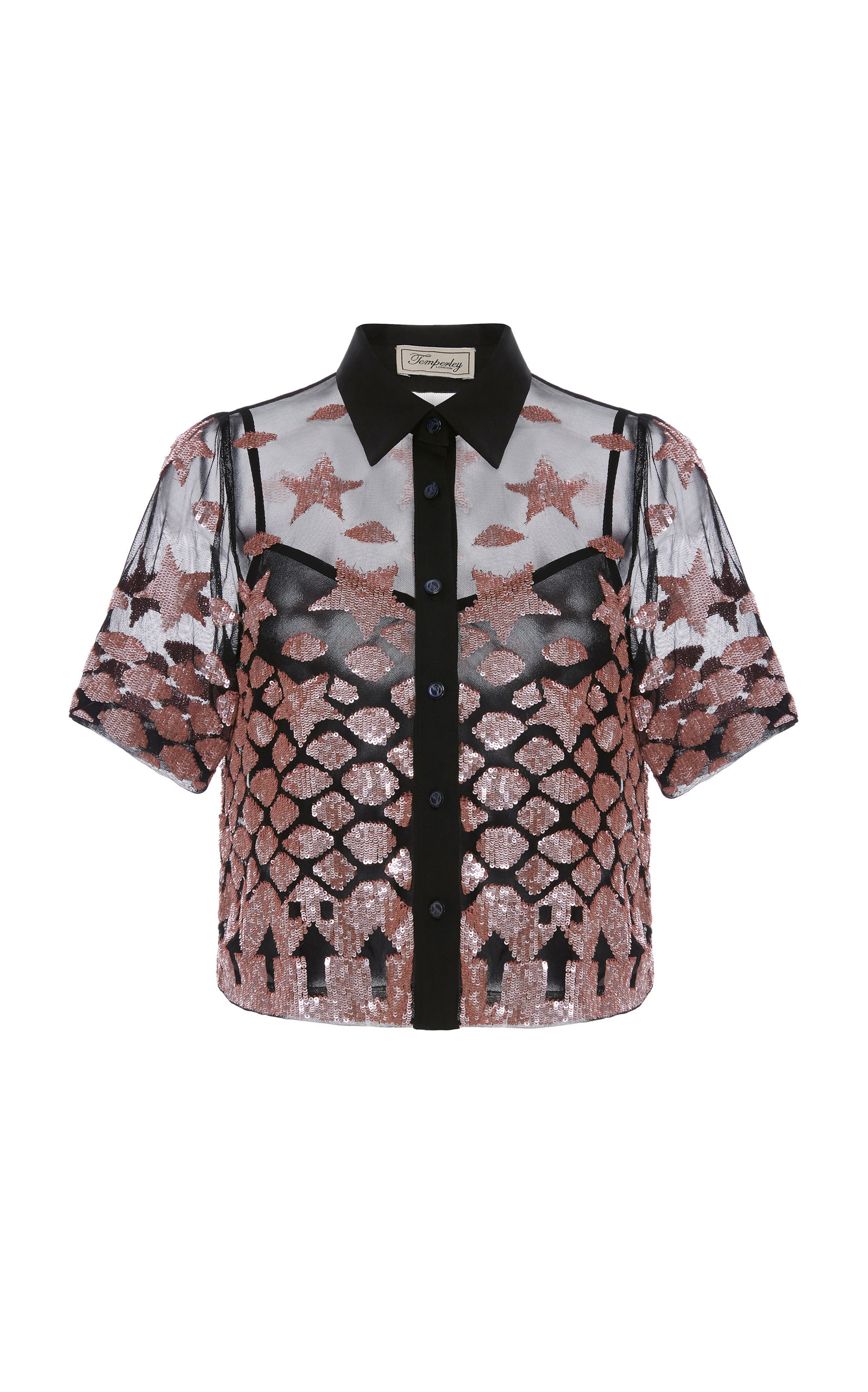 Temperley London STARLET SHIRT