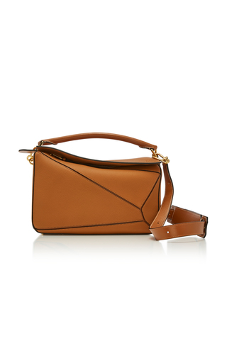 LOEWE | Loewe Puzzle Leather Bag | Goxip