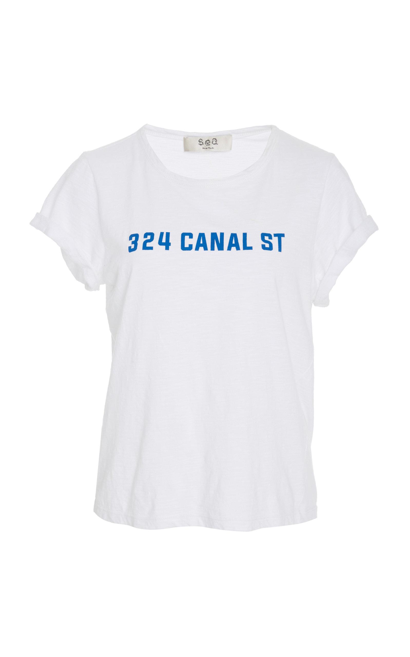 Sea 324 CANAL TEE