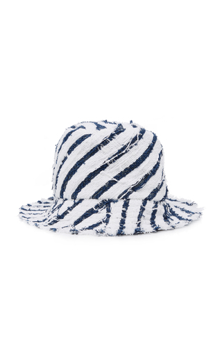 c41b58cb8ad74 Only 2 Left · Eugenia KimToby Striped Canvas Bucket Hat