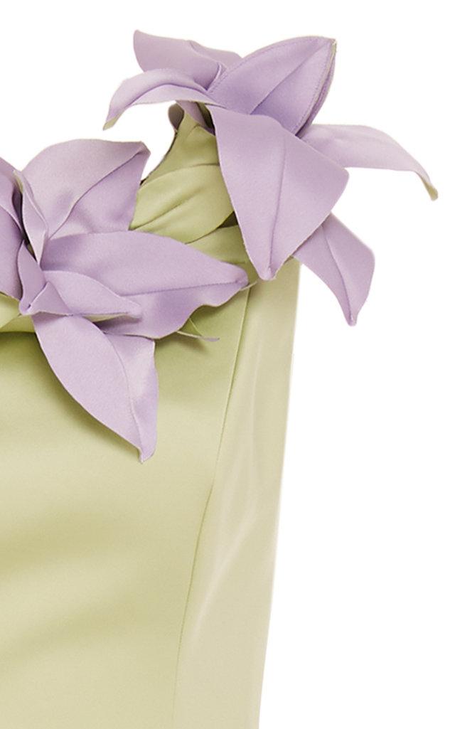 One Shoulder Couture Lily Column Viktor & Rolf j7AB1wAOxm