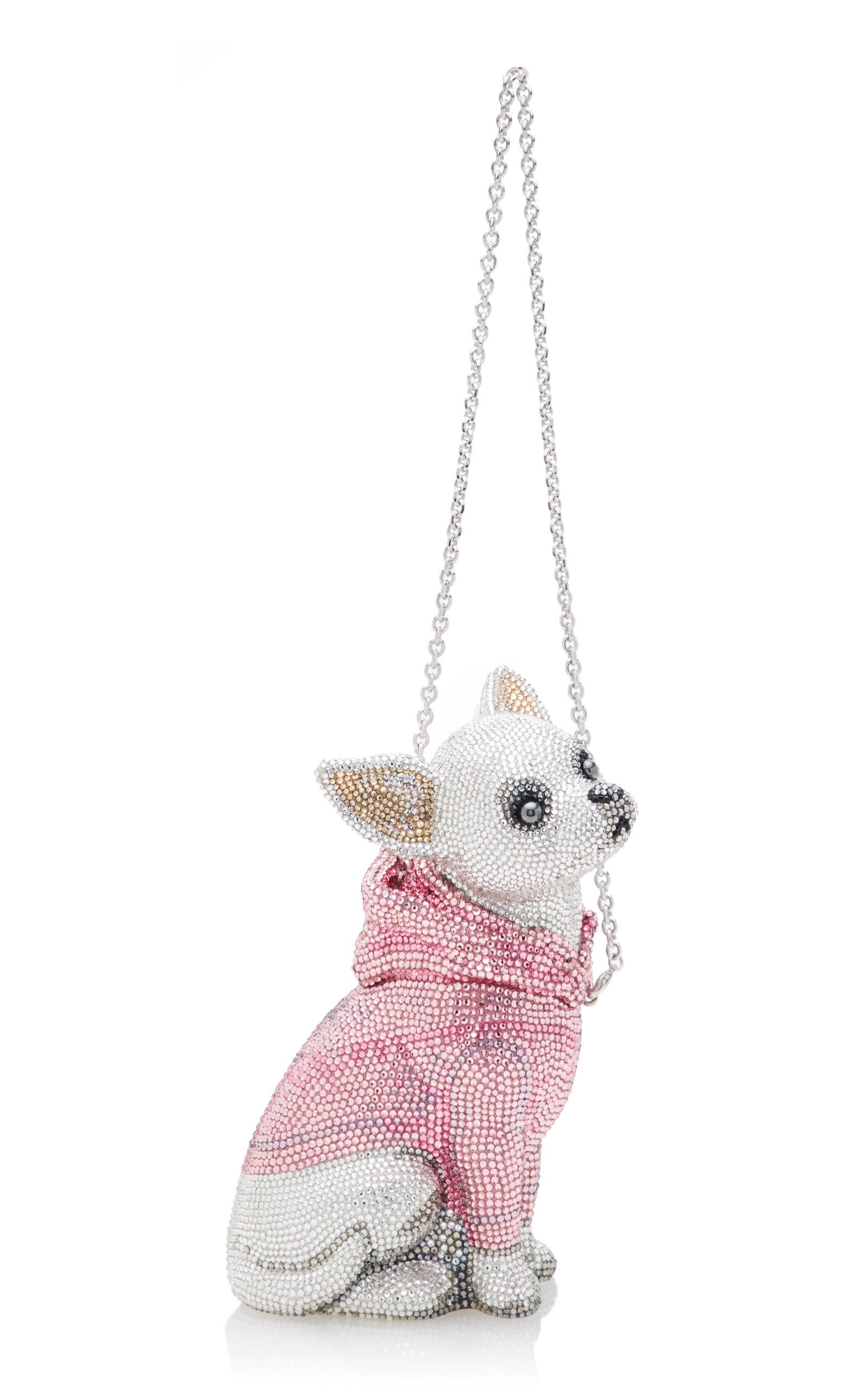 Judith Leiber Bruiser Chihuahua Clutch xy8sAw3B