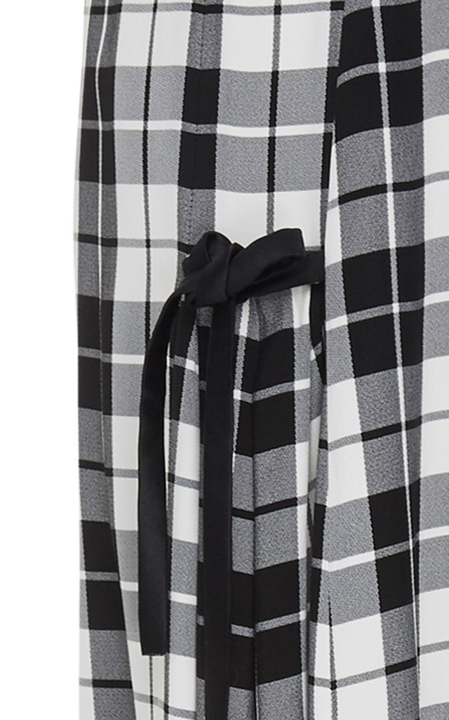 Maelstrom Plaid Palazzo Pant Hellessy Wide Range Of Shop Offer Cheap Online KVfZpglb3