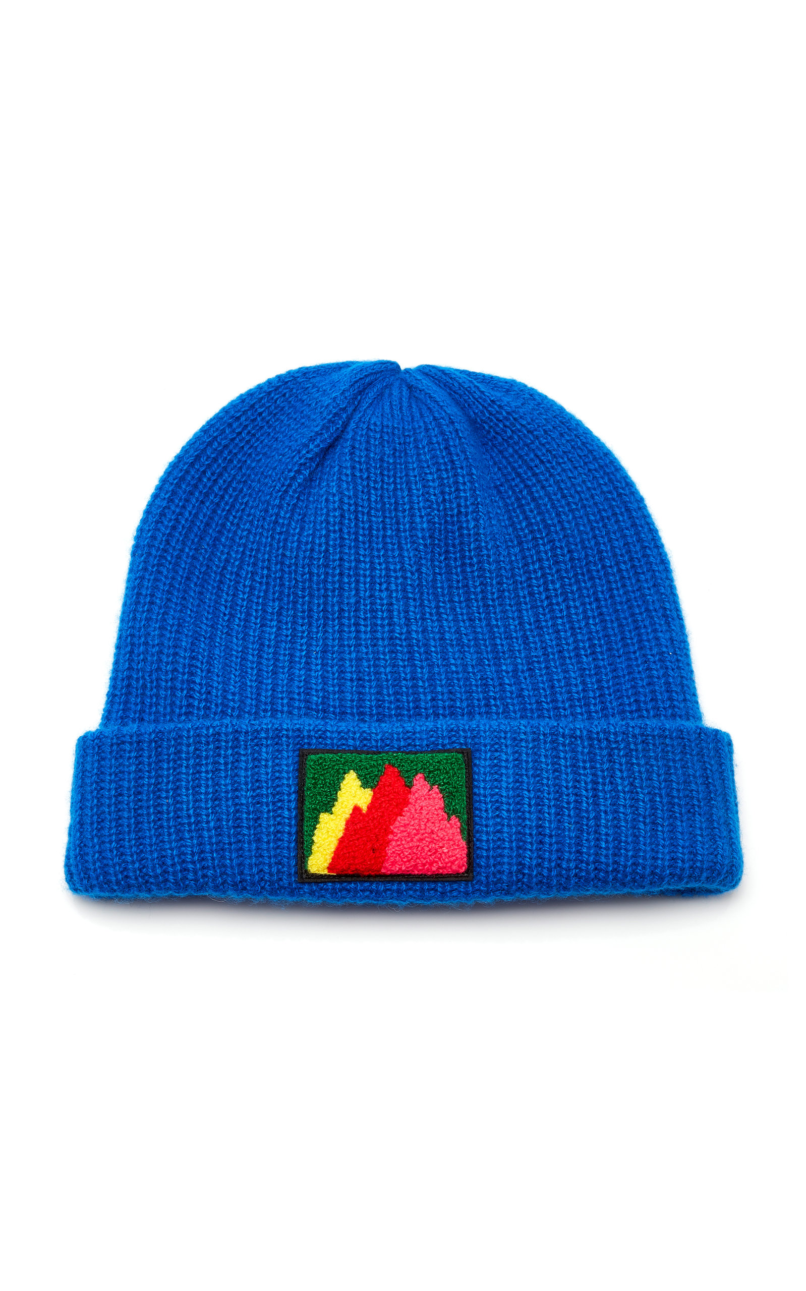 003d2938e2a4ac Watchman Embroidered Cashmere Hat by The Elder Statesman | Moda Operandi