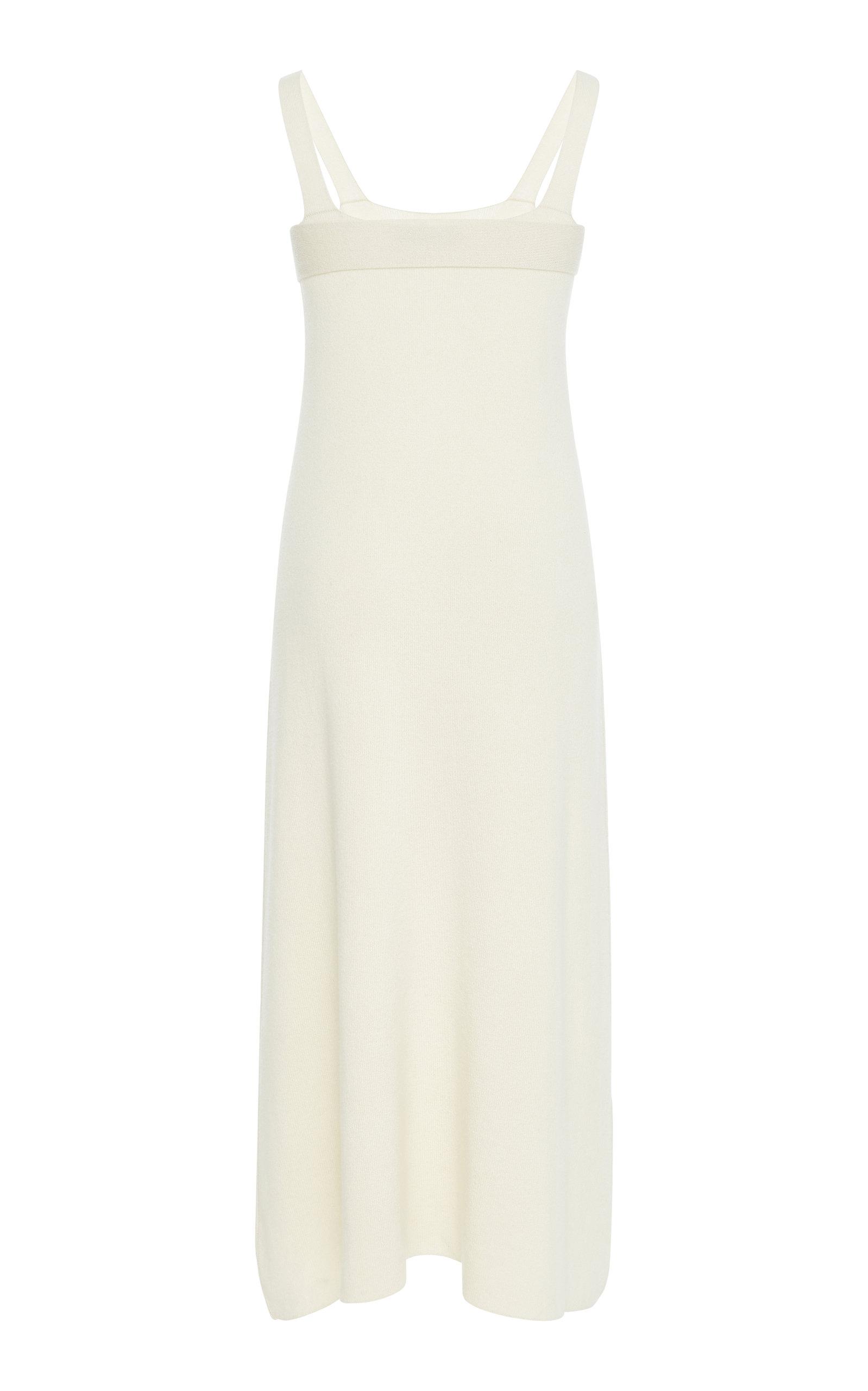 Sleeveless A-Line Dress Ryan Roche ViLQZ1
