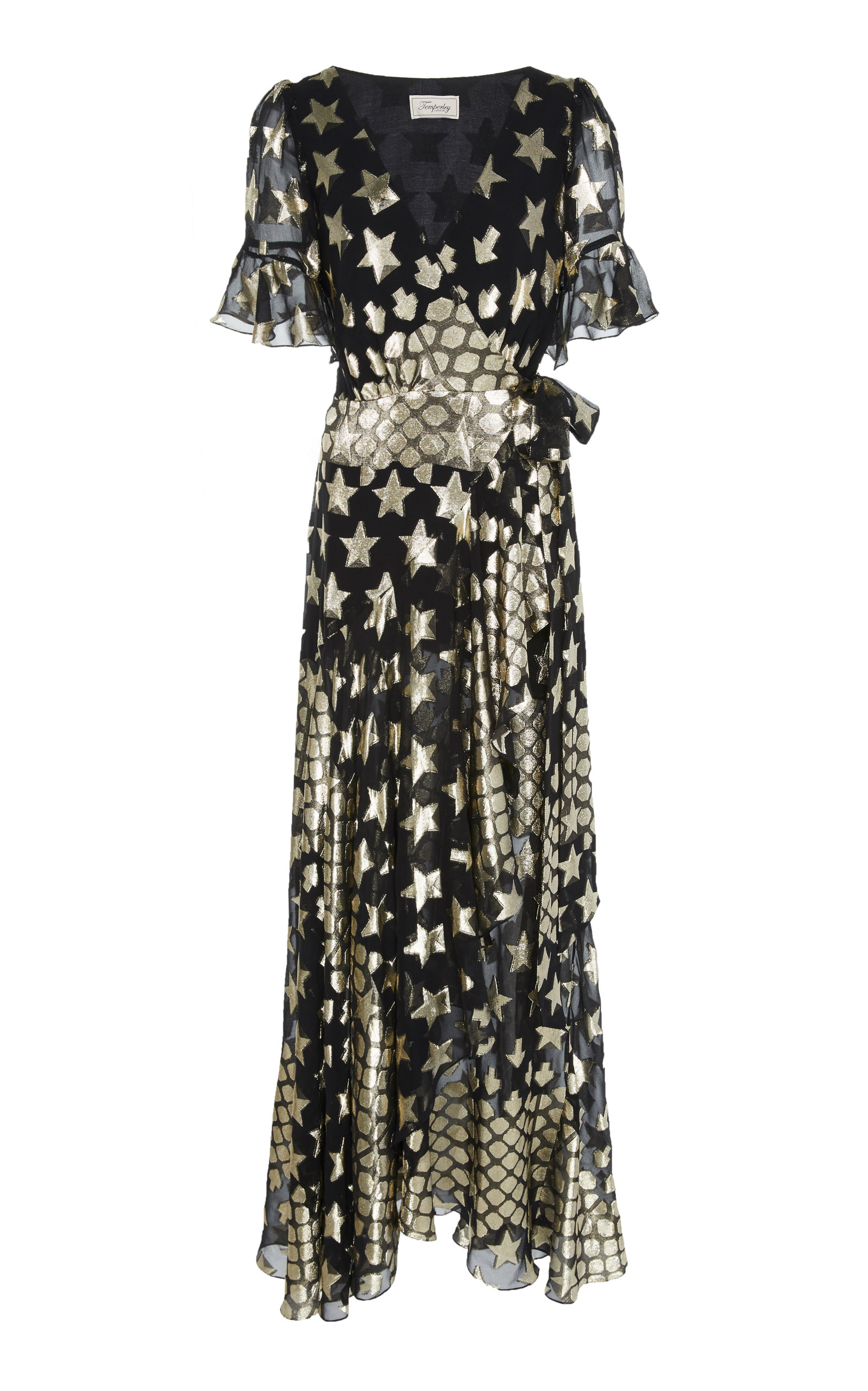 Temperley London HETTY WRAP DRESS