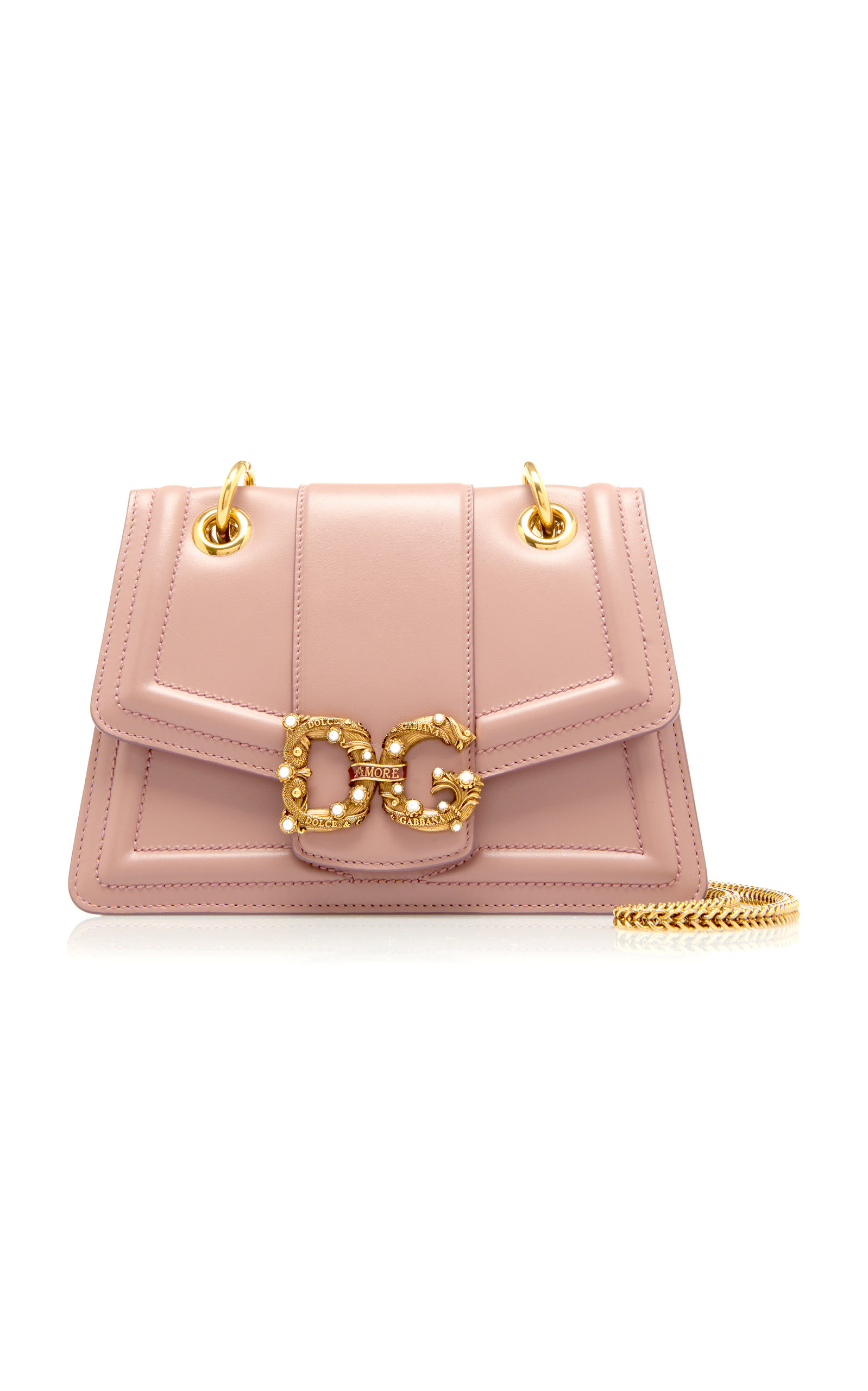 Amore Small Leather Shoulder Bag