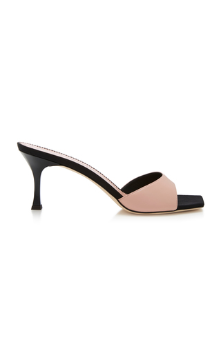 GIUSEPPE ZANOTTI | Giuseppe Zanotti Leather Sandals | Goxip