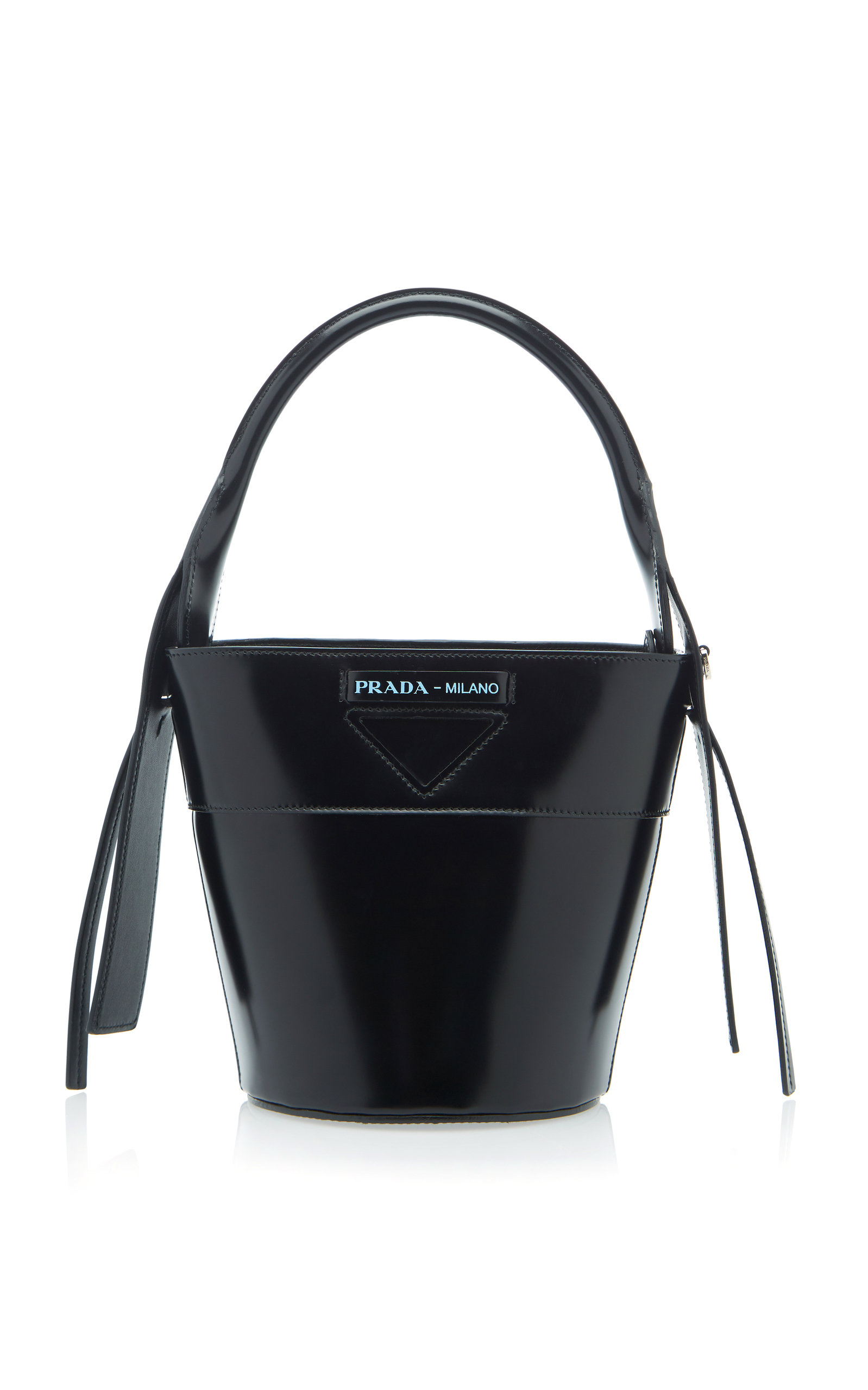 Mini leather bucket bag prada moda operandi jpg 1598x2560 Mini prada 5f4c3c2422d54