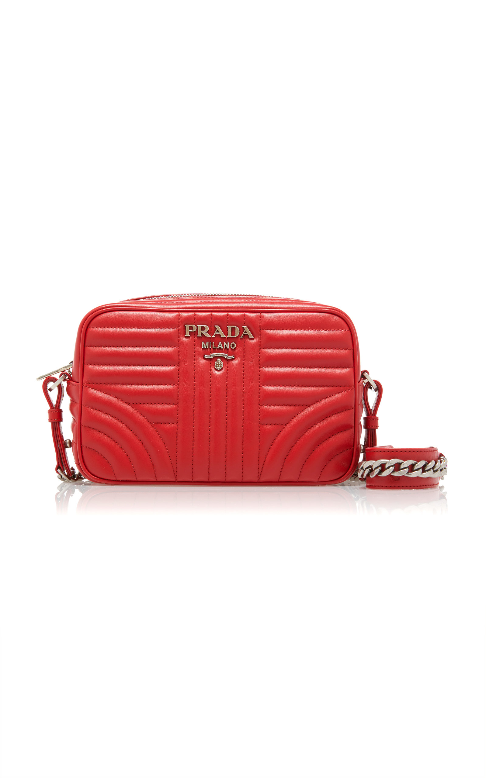 47fc5d577899 PradaQuilted Leather Camera Bag. CLOSE. Loading