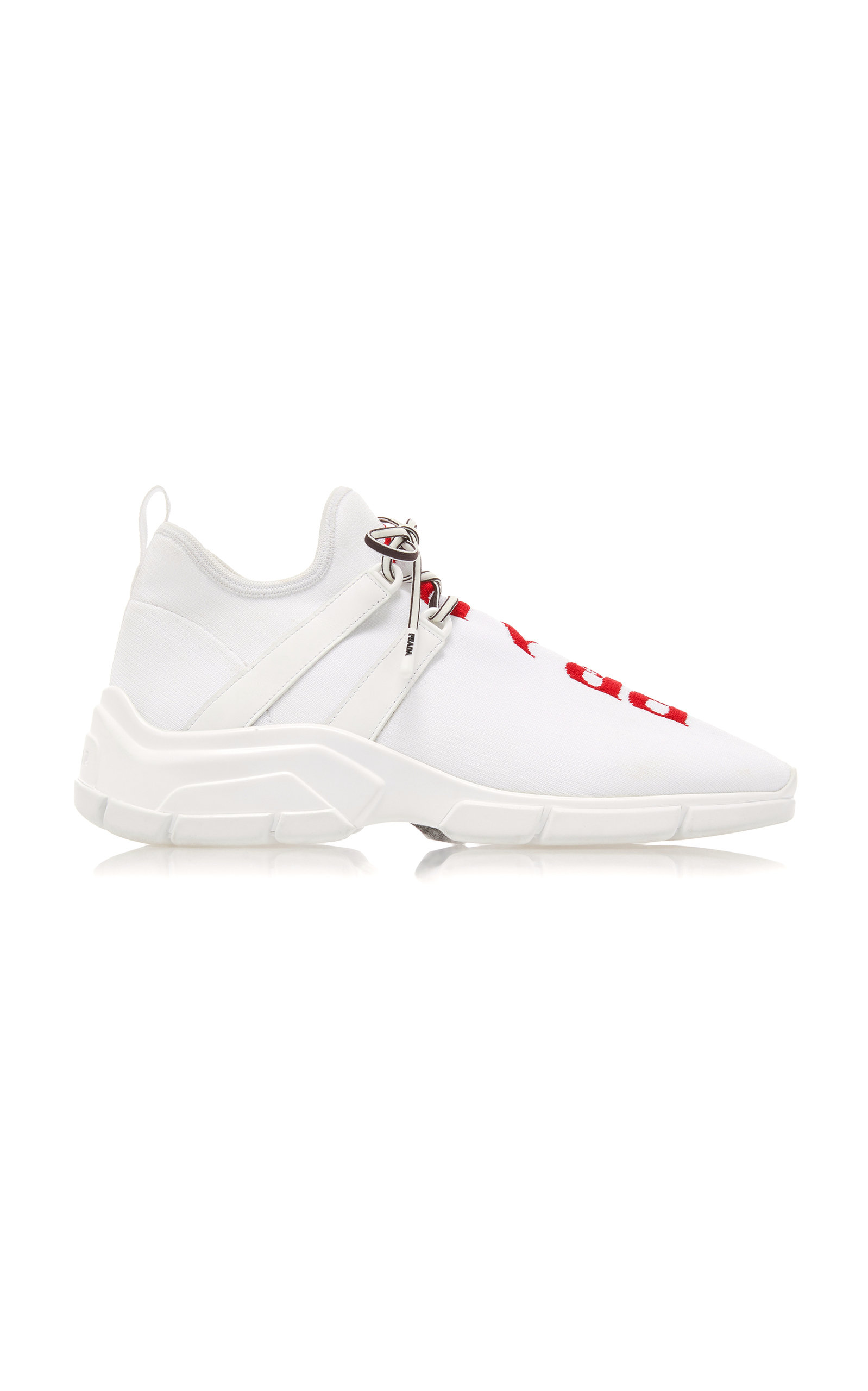 53033ffdfc Logo Knit Sneakers