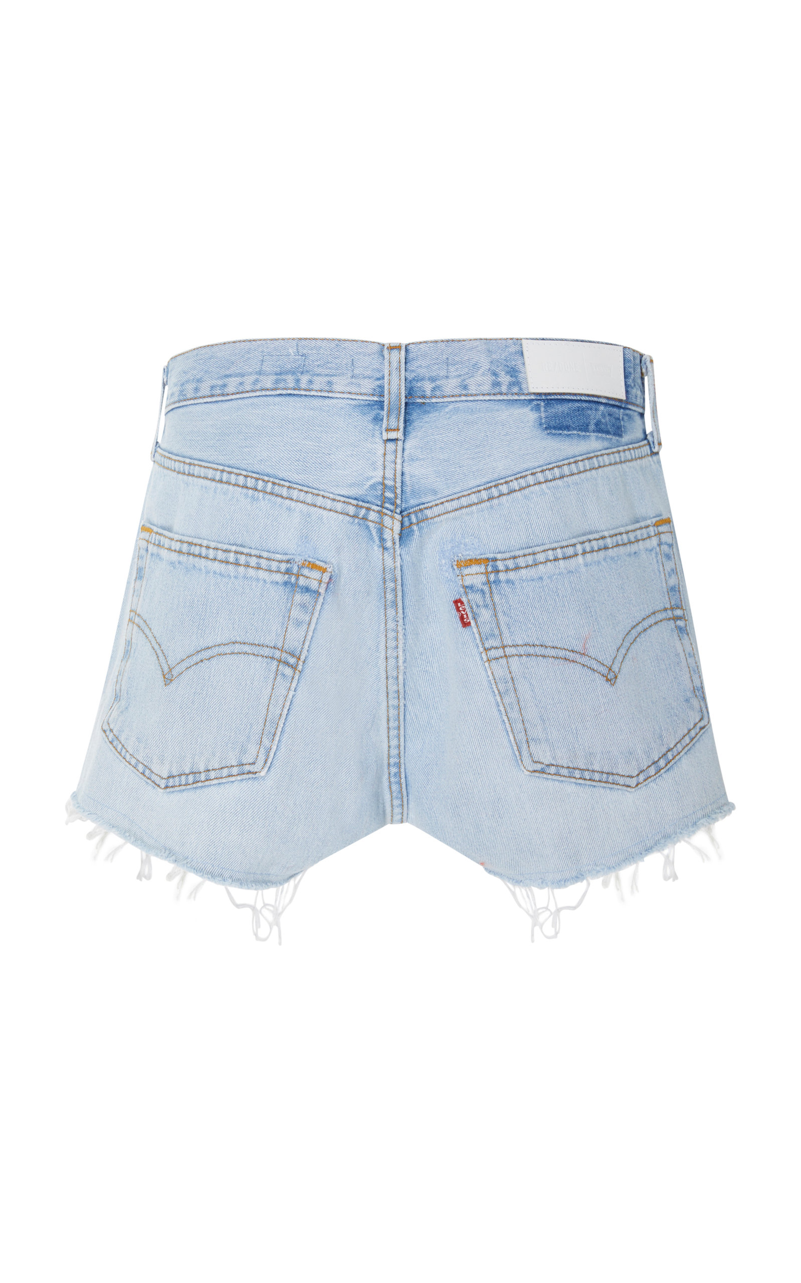 5bf25a2a Re/doneVintage Levi's Denim Shorts. CLOSE. Loading. Loading