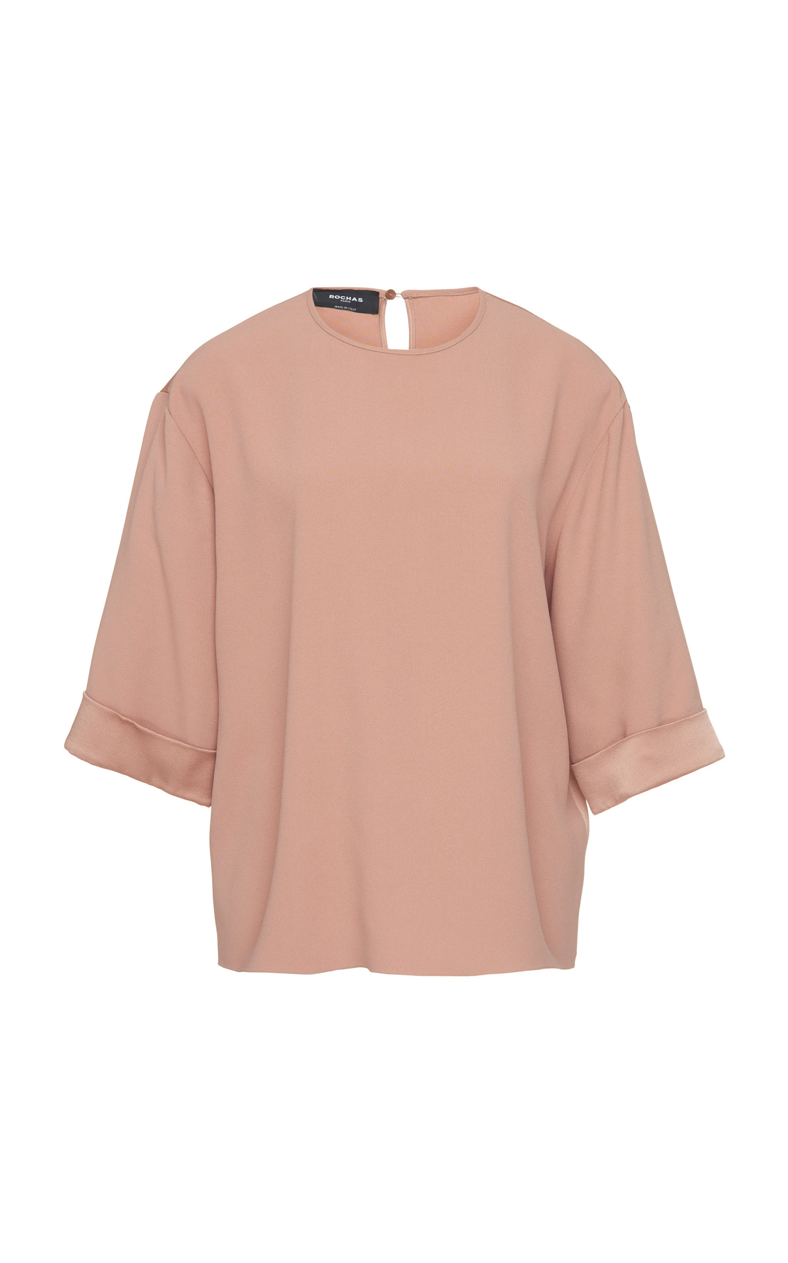 Onithia Oversized Woven Top Rochas 2018 Buy Cheap 2018 New Quality Free Shipping Low Price Outlet For Nice 2018 New JxFcug3