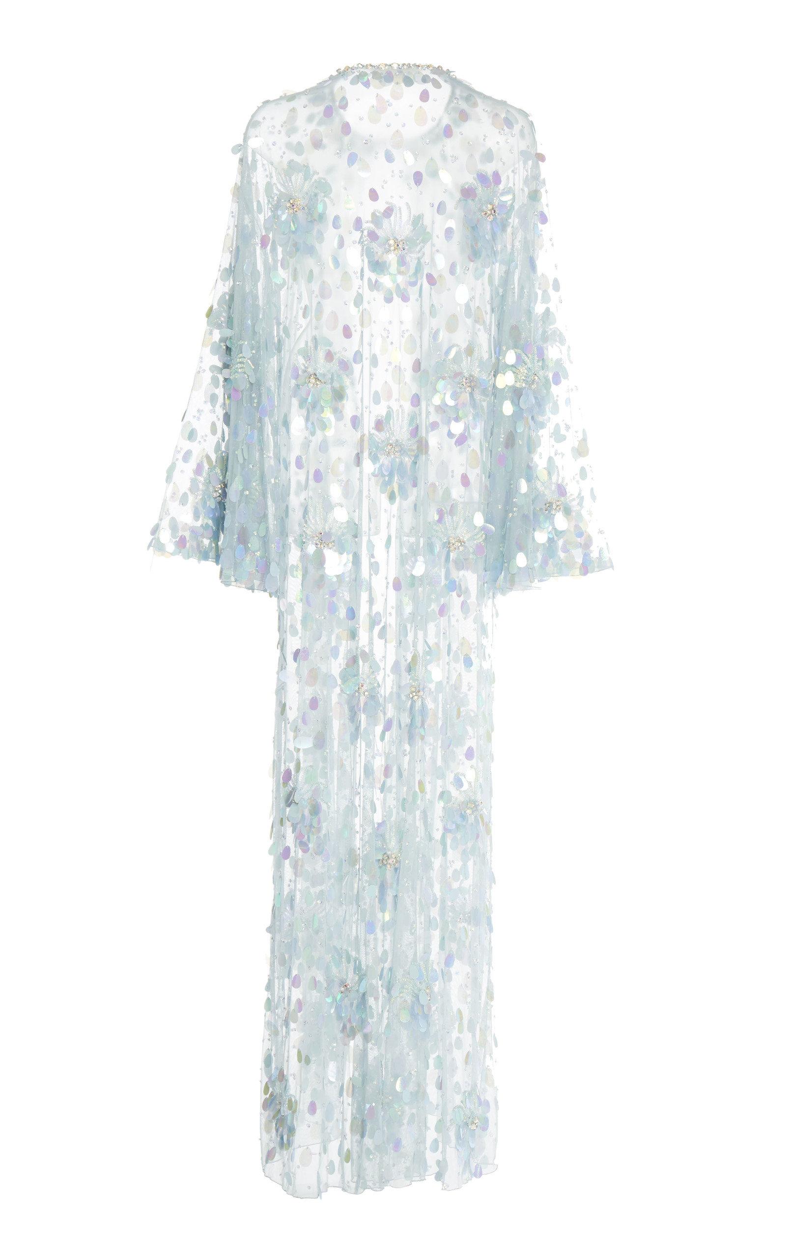 Almandine Sequin Coat Jenny Packham Clearance Cheap Find Great Huge Surprise Wholesale Price Cheap Online Cost For Sale Hu8tnjI1ex