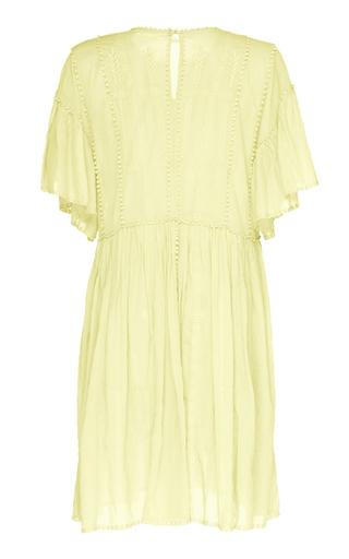 fc8cae0a43 Annaelle Embroidered Cotton-Voile Midi Dress by Isabel Marant Étoile ...