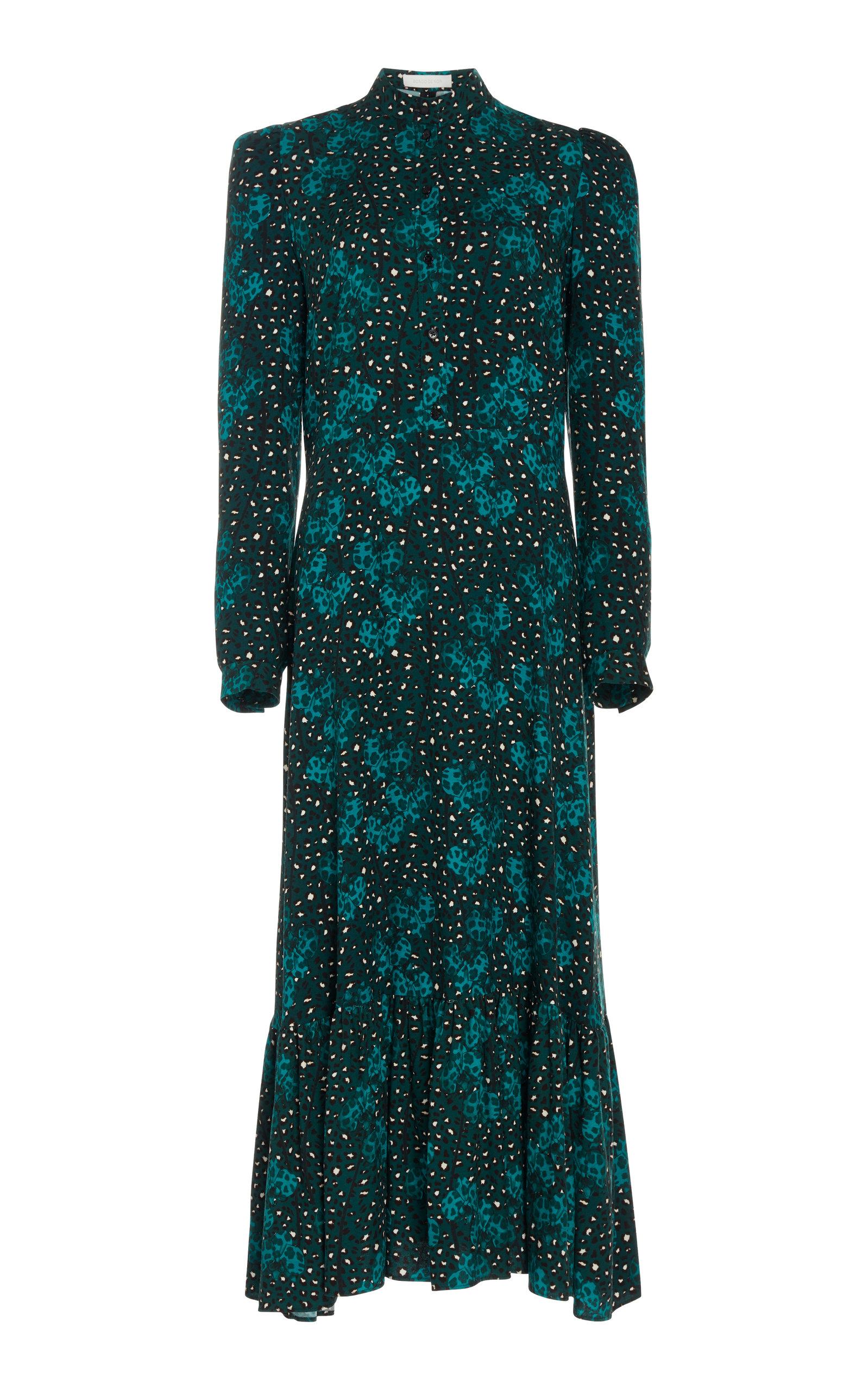 0cef5f76abe8 Rafaela Heavy Crepe Maxi Dress by Borgo De Nor | Moda Operandi