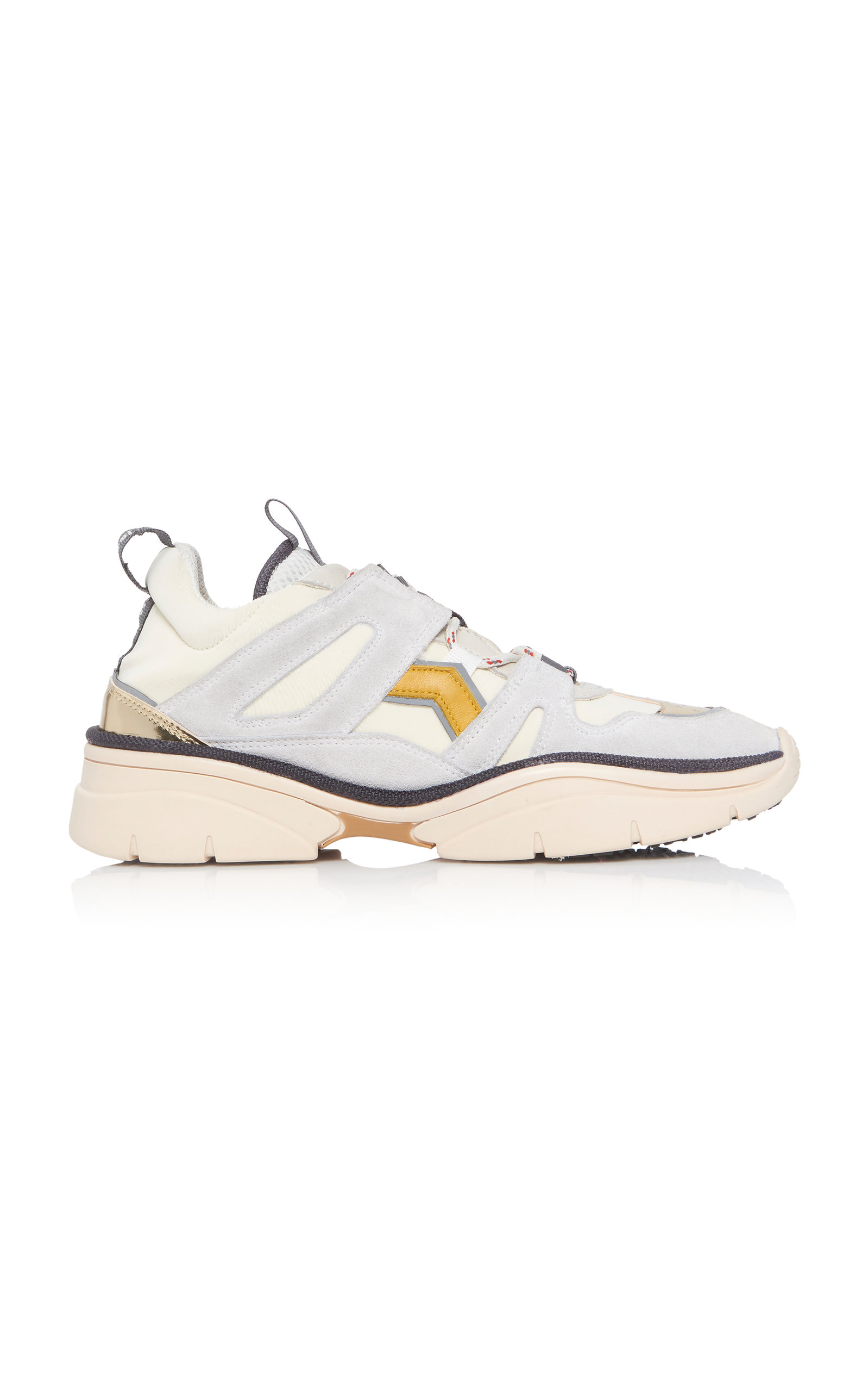 Kindsay Leather Sneakers in White