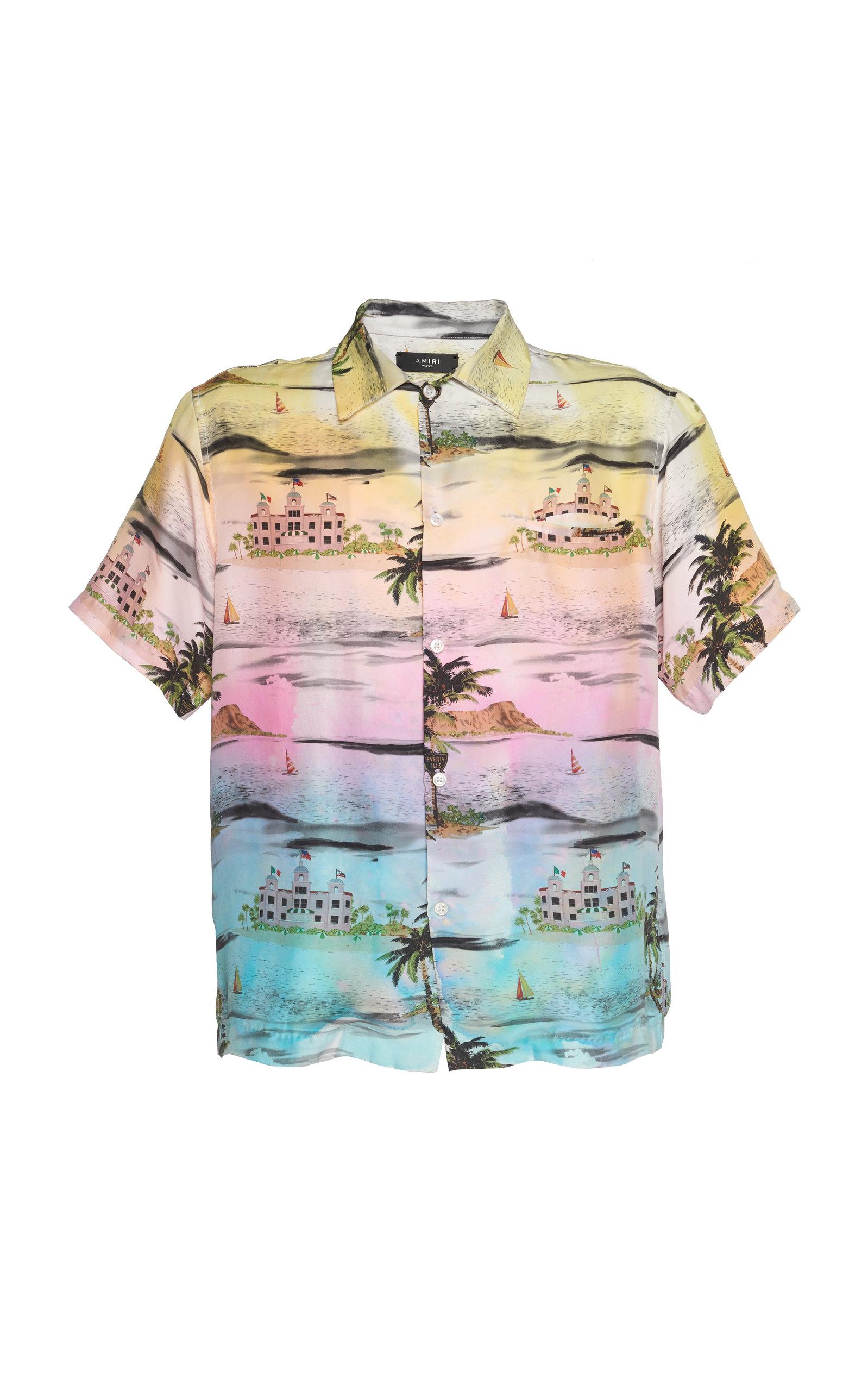 1ef09d24 Hawaiian Shirt by Amiri   Moda Operandi
